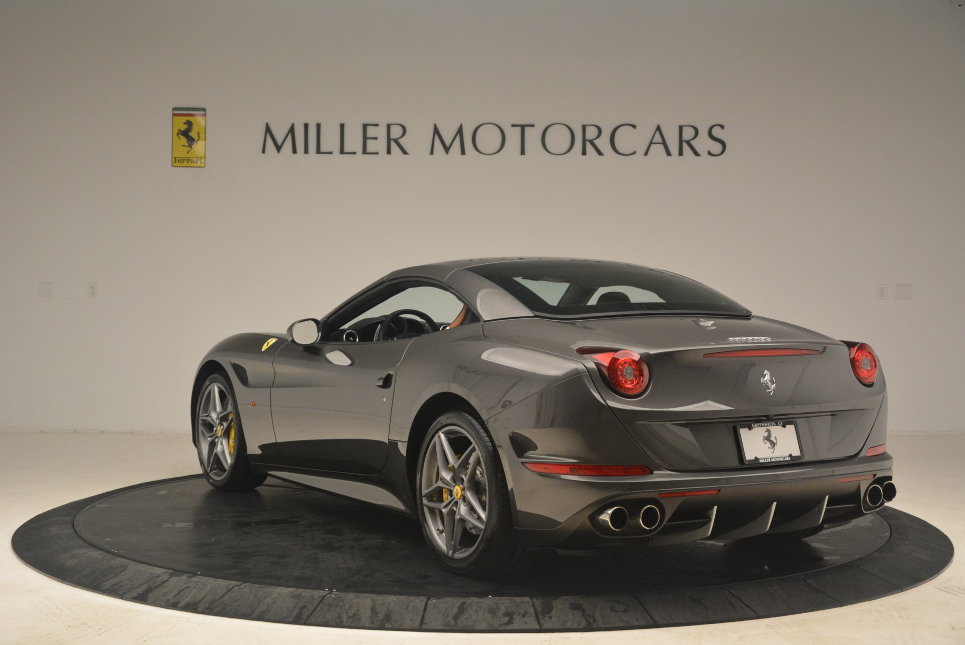 Used 2015 Ferrari California T  For Sale In Westport, CT 2286_p17