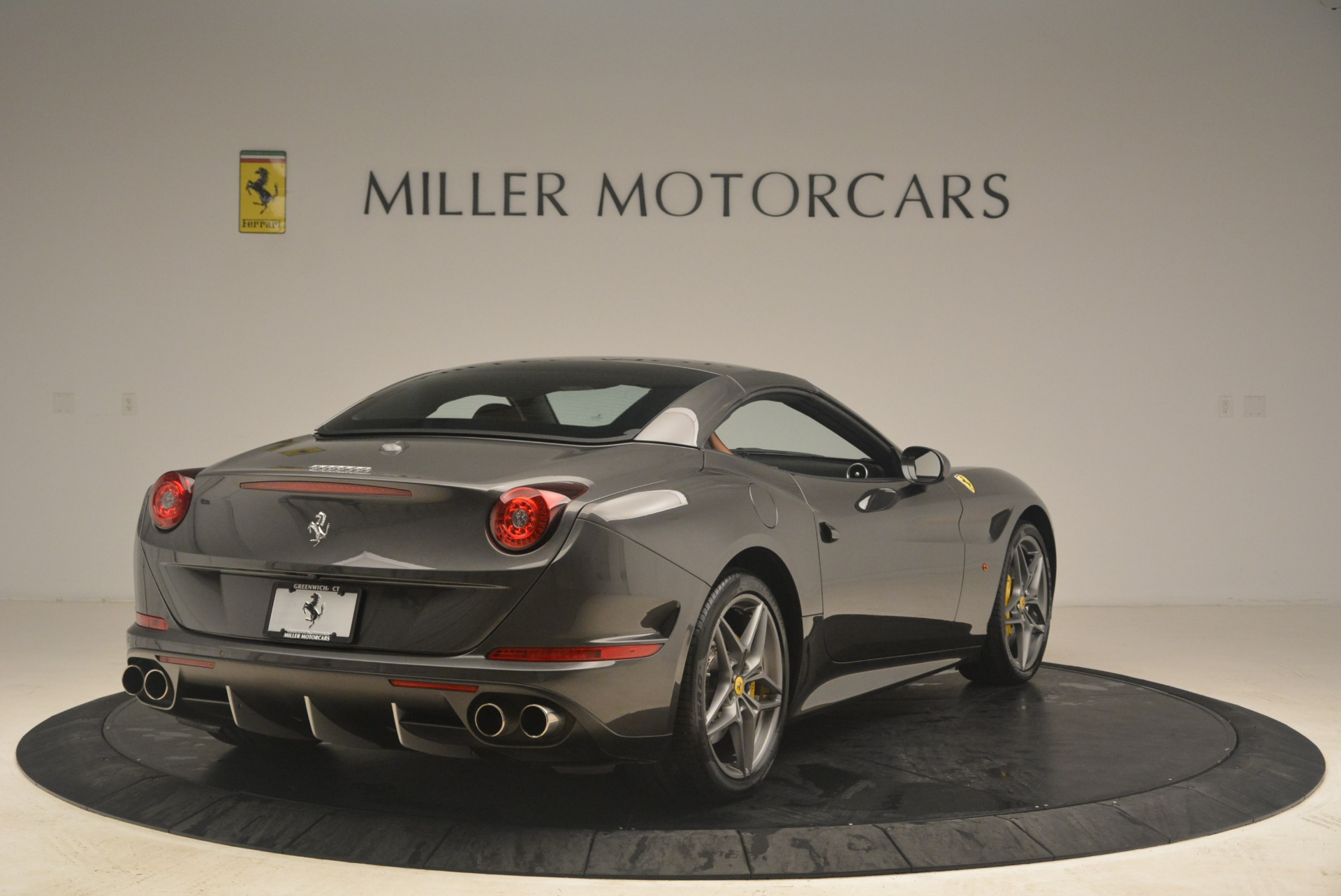 Used 2015 Ferrari California T  For Sale In Westport, CT 2286_p19