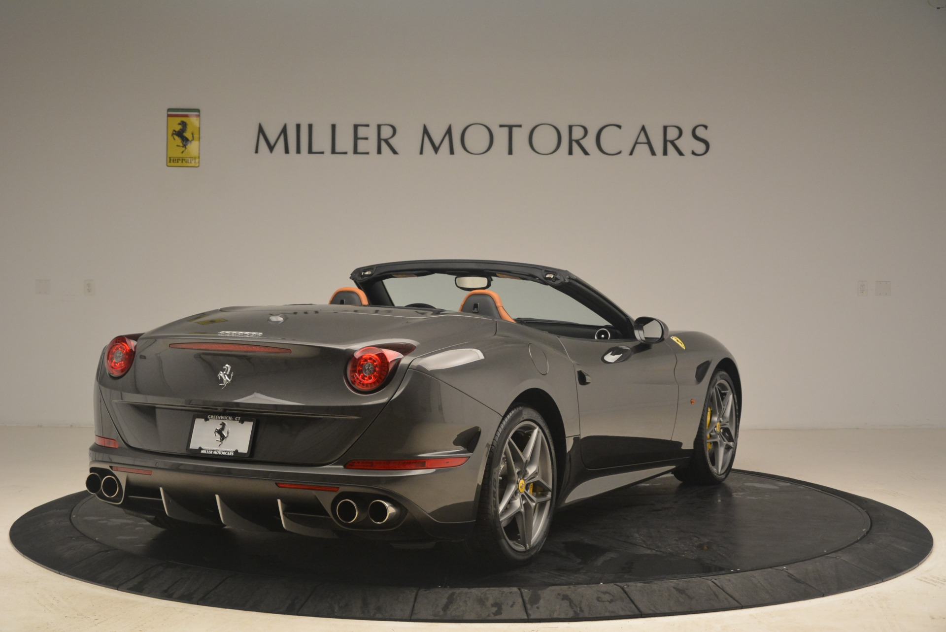 Used 2015 Ferrari California T  For Sale In Westport, CT 2286_p7