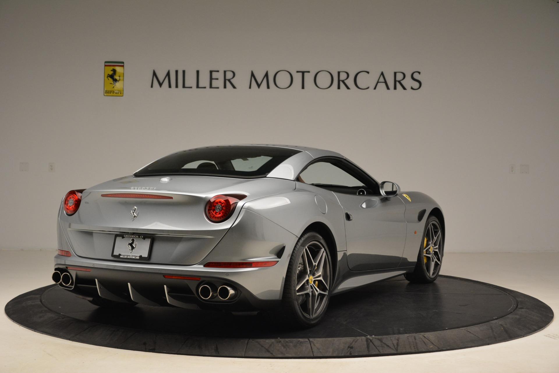 Used 2018 Ferrari California T  For Sale In Westport, CT 2287_p19