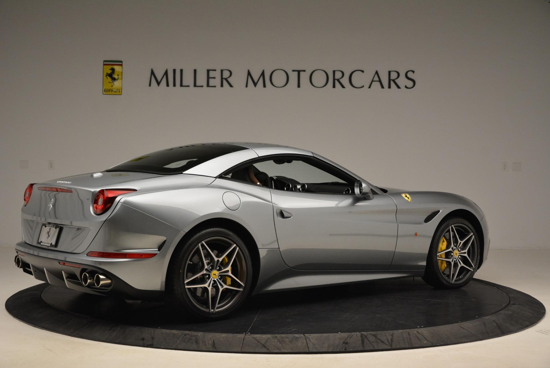 Used 2018 Ferrari California T  For Sale In Westport, CT 2287_p20