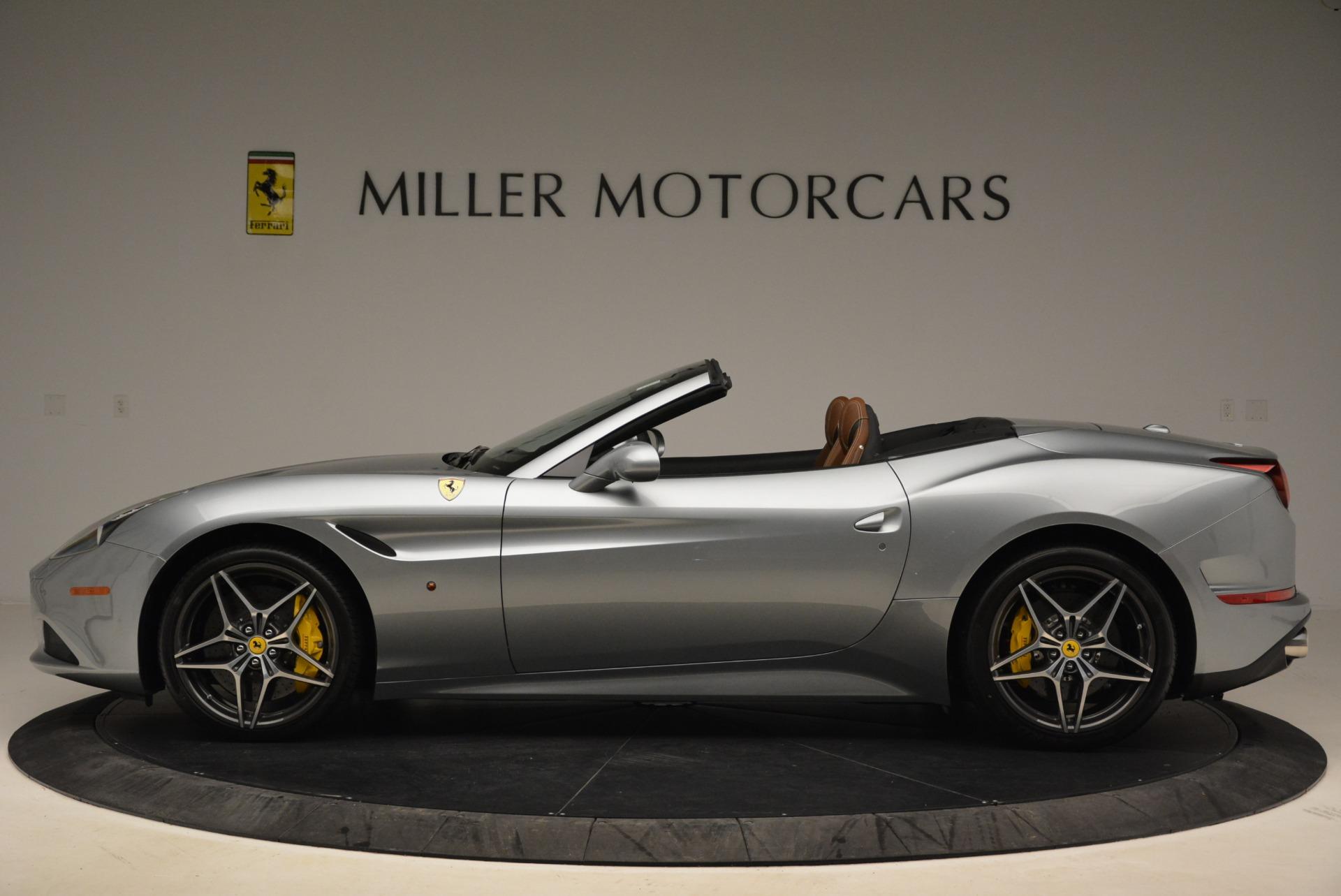 Used 2018 Ferrari California T  For Sale In Westport, CT 2287_p3