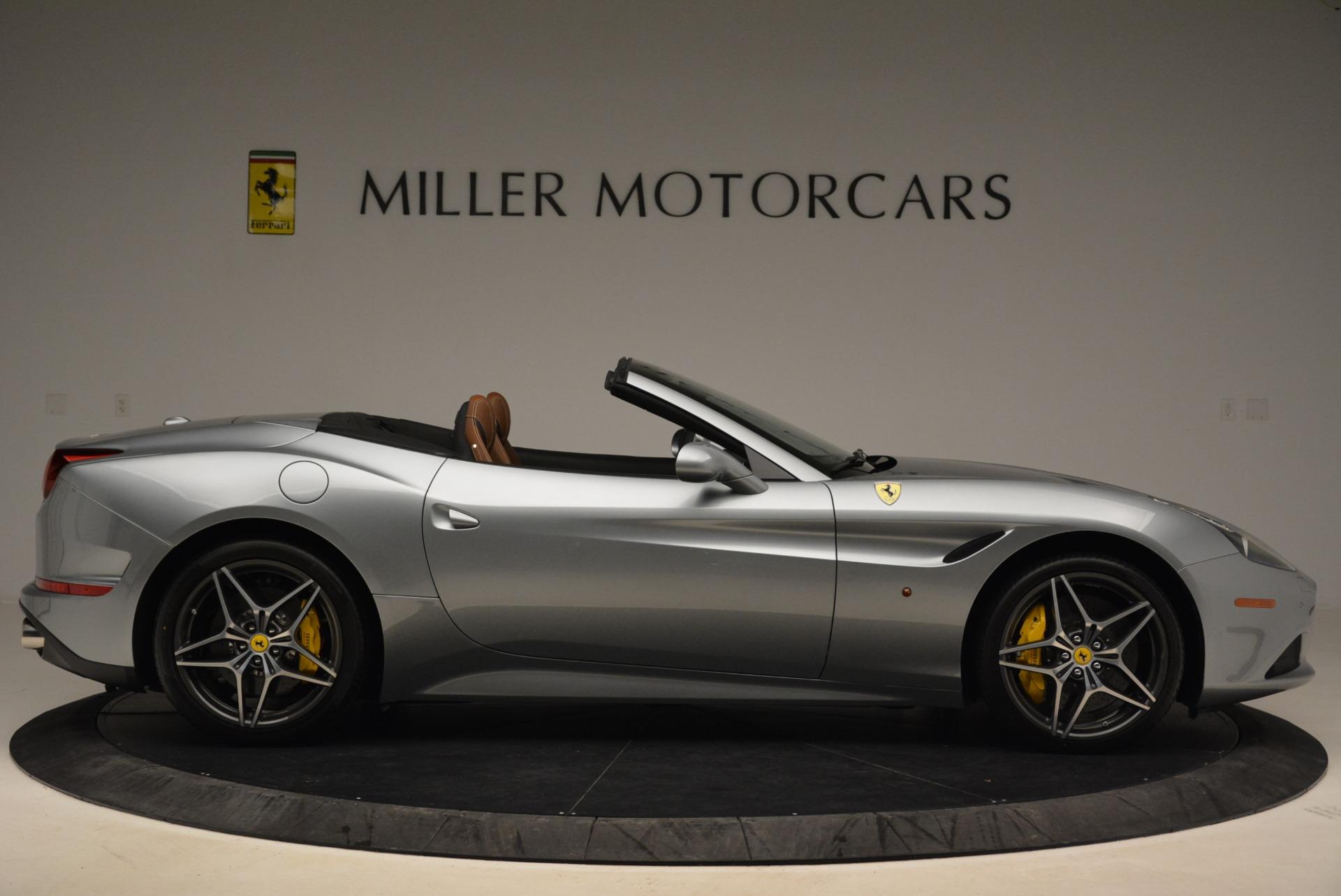 Used 2018 Ferrari California T  For Sale In Westport, CT 2287_p9