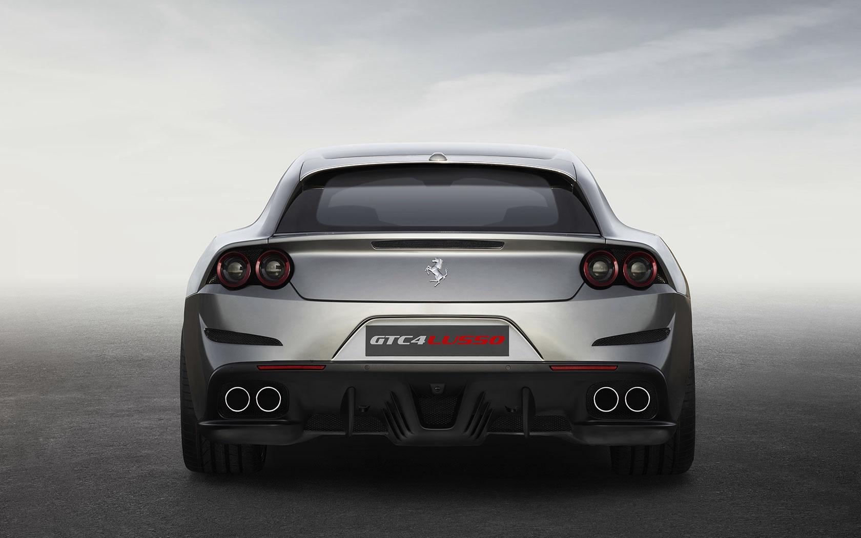 New 2019 Ferrari GTC4LUSSO  For Sale In Westport, CT 229_p3