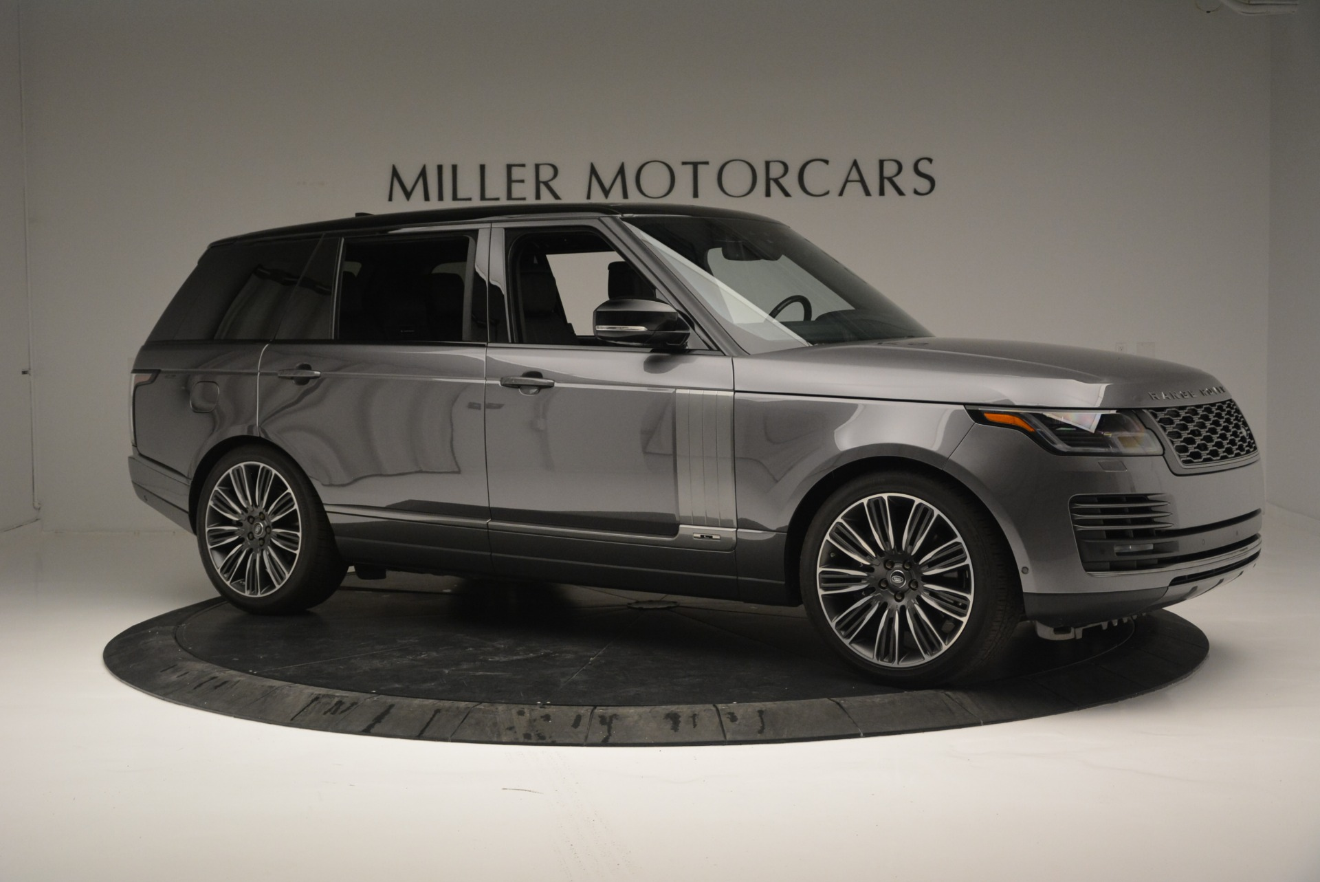 Used 2018 Land Rover Range Rover Supercharged LWB For Sale In Westport, CT 2291_p10