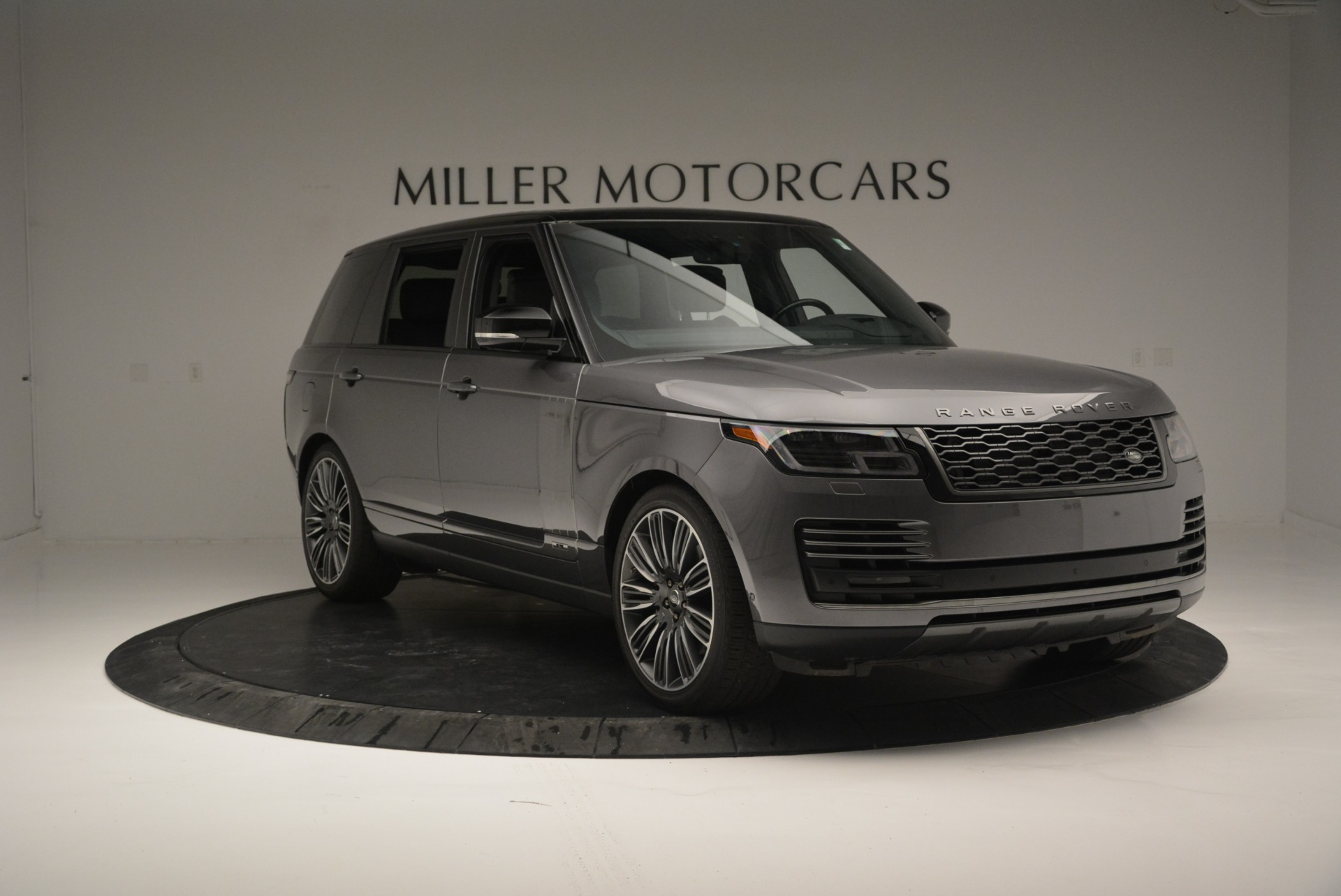 Used 2018 Land Rover Range Rover Supercharged LWB For Sale In Westport, CT 2291_p11