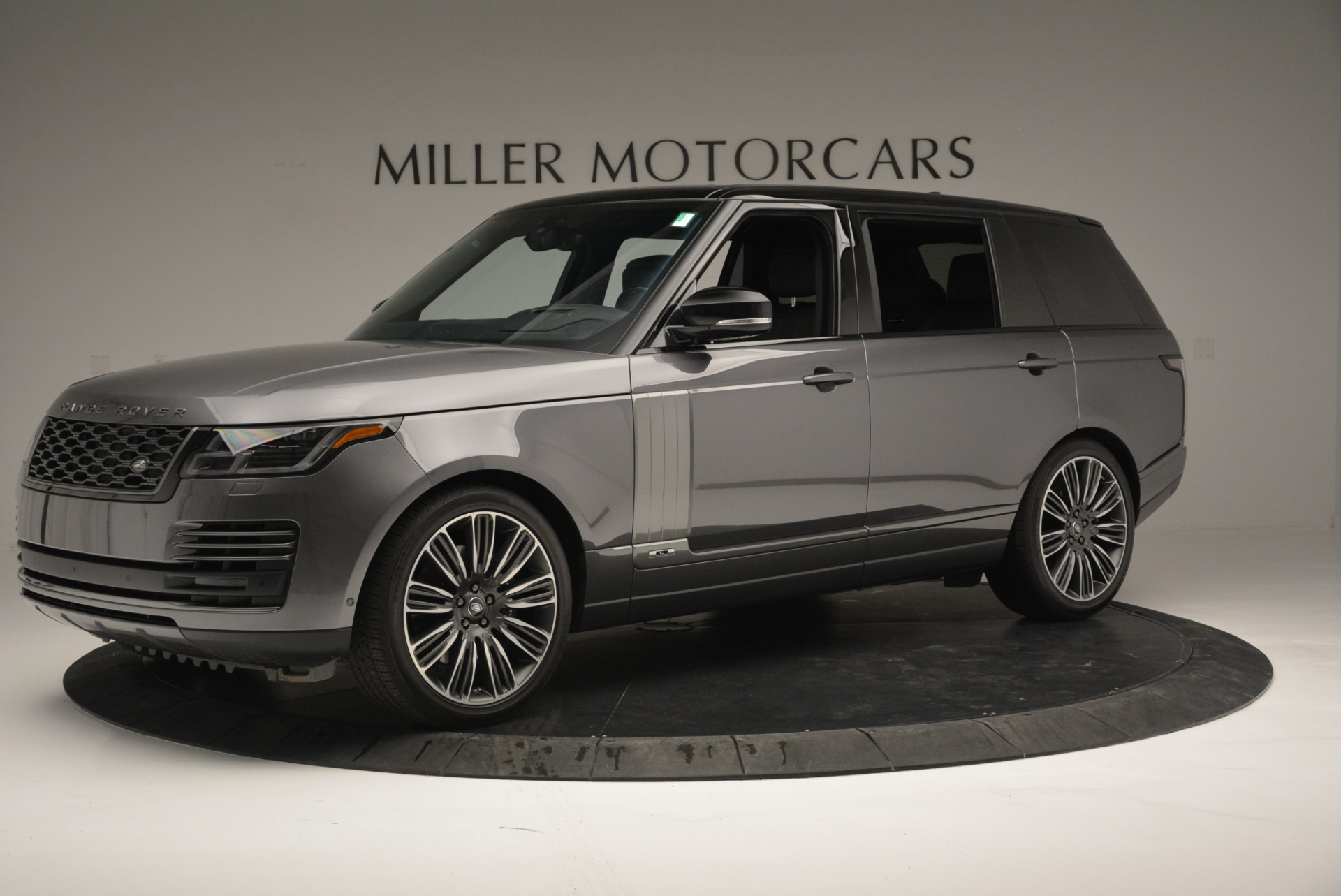 Used 2018 Land Rover Range Rover Supercharged LWB For Sale In Westport, CT 2291_p2