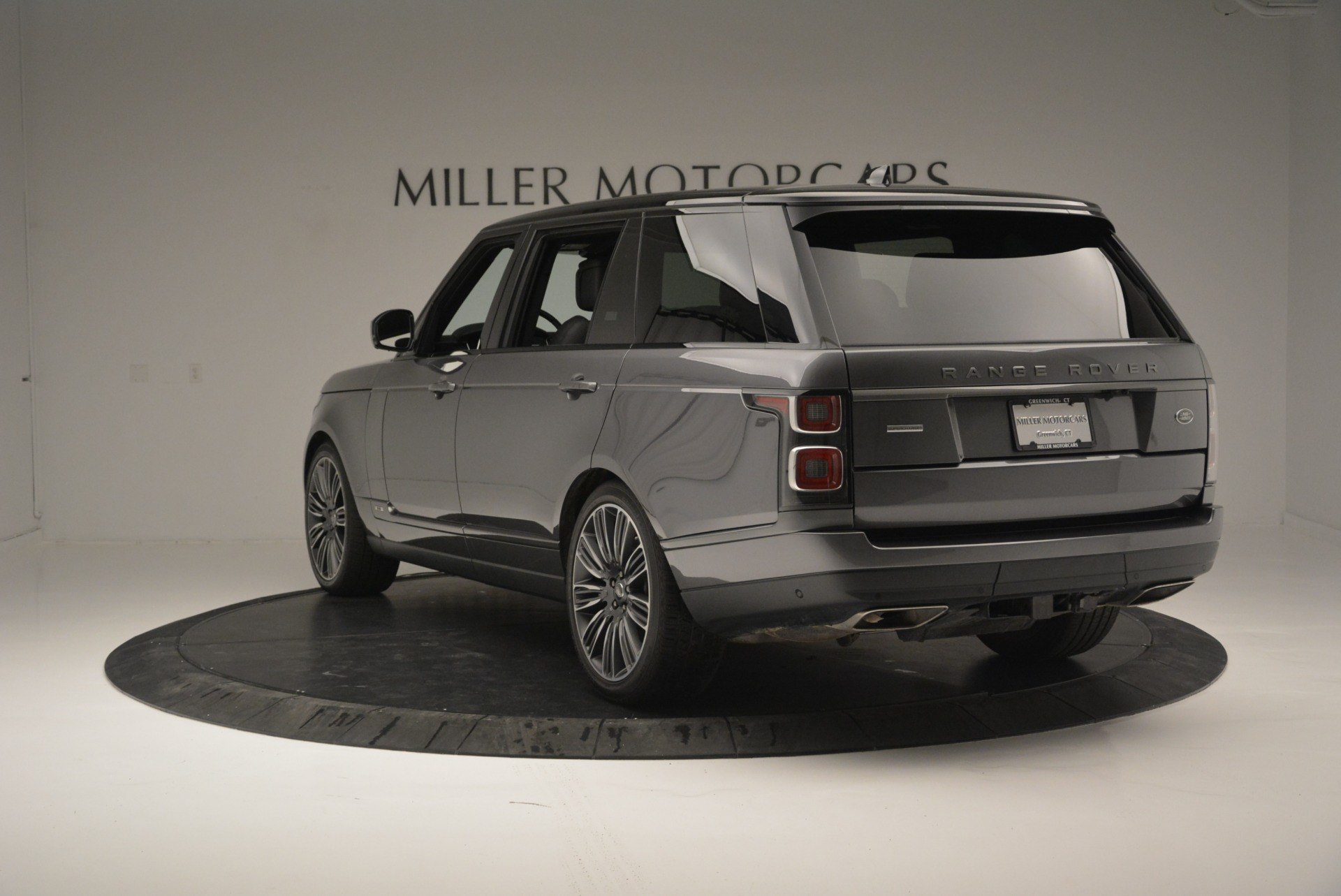Used 2018 Land Rover Range Rover Supercharged LWB For Sale In Westport, CT 2291_p5