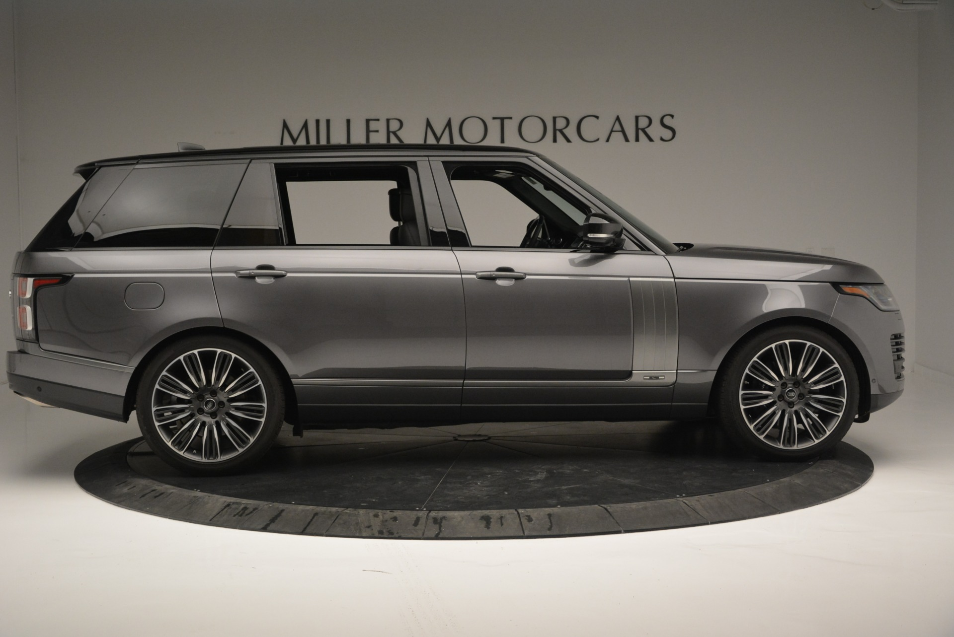 Used 2018 Land Rover Range Rover Supercharged LWB For Sale In Westport, CT 2291_p9