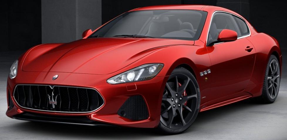 New 2018 Maserati GranTurismo Sport For Sale In Westport, CT 2295_main