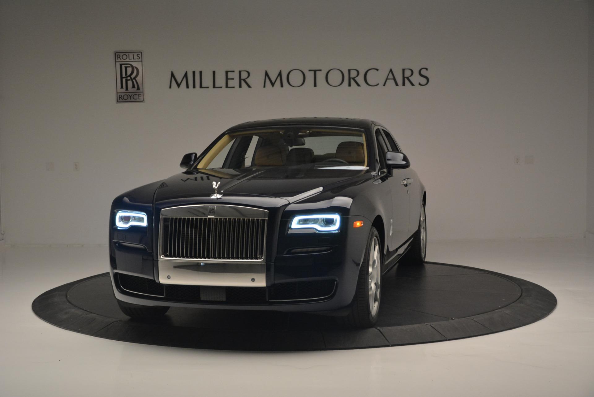 Used 2015 Rolls-Royce Ghost  For Sale In Westport, CT 2297_main