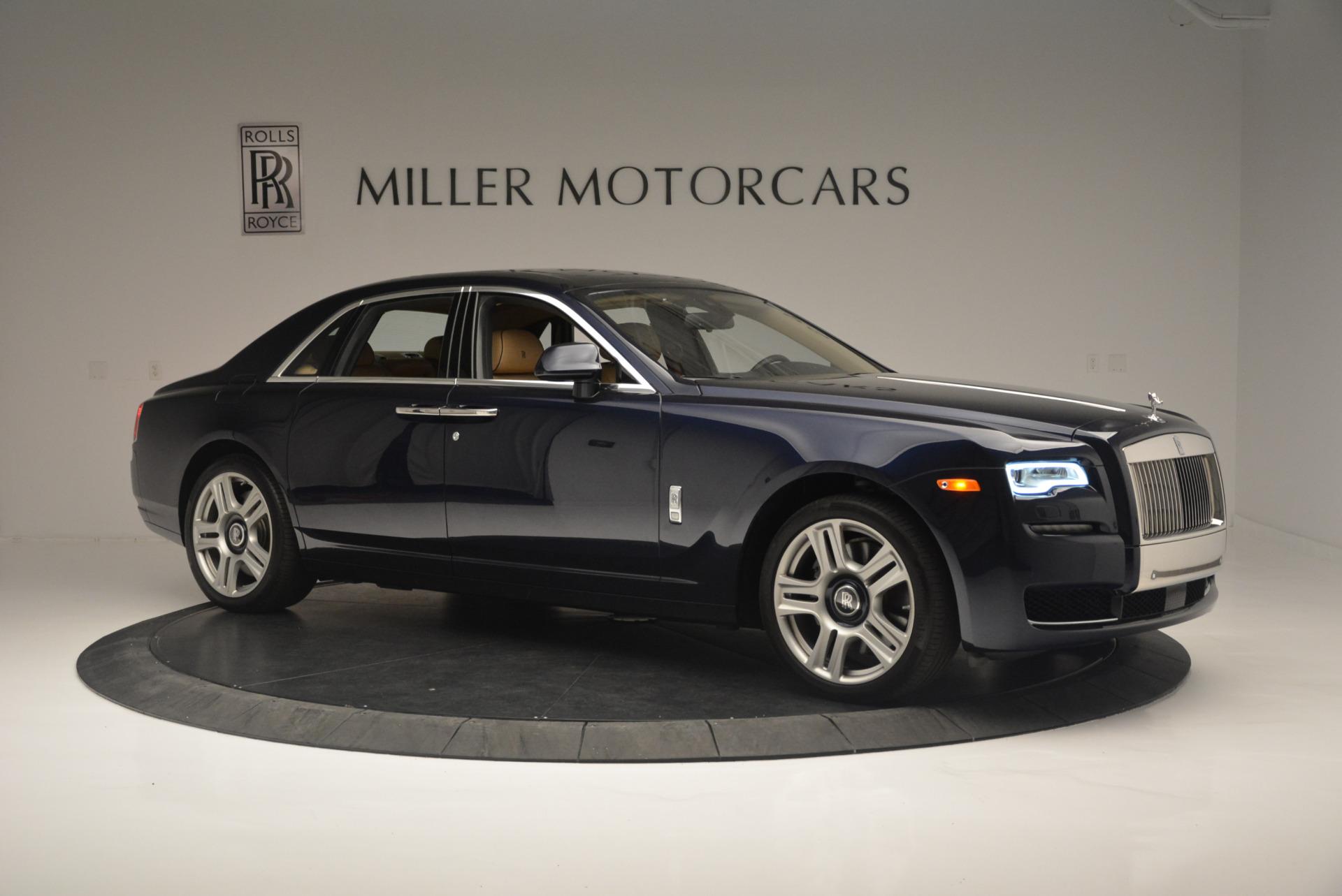 Used 2015 Rolls-Royce Ghost  For Sale In Westport, CT 2297_p10