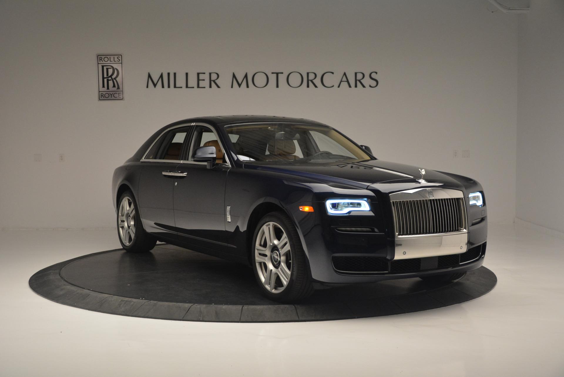 Used 2015 Rolls-Royce Ghost  For Sale In Westport, CT 2297_p11