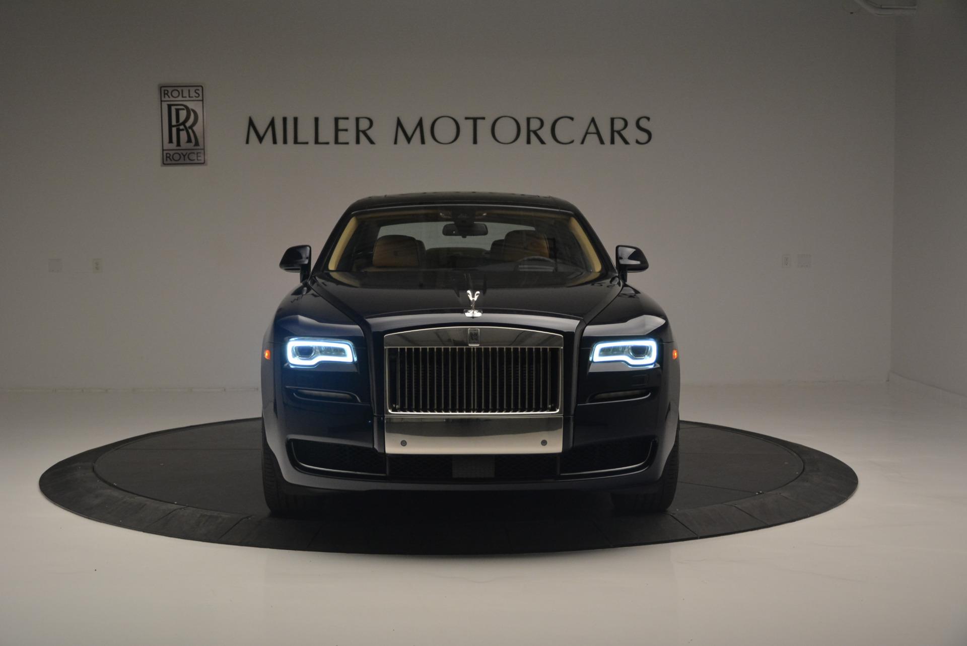 Used 2015 Rolls-Royce Ghost  For Sale In Westport, CT 2297_p12
