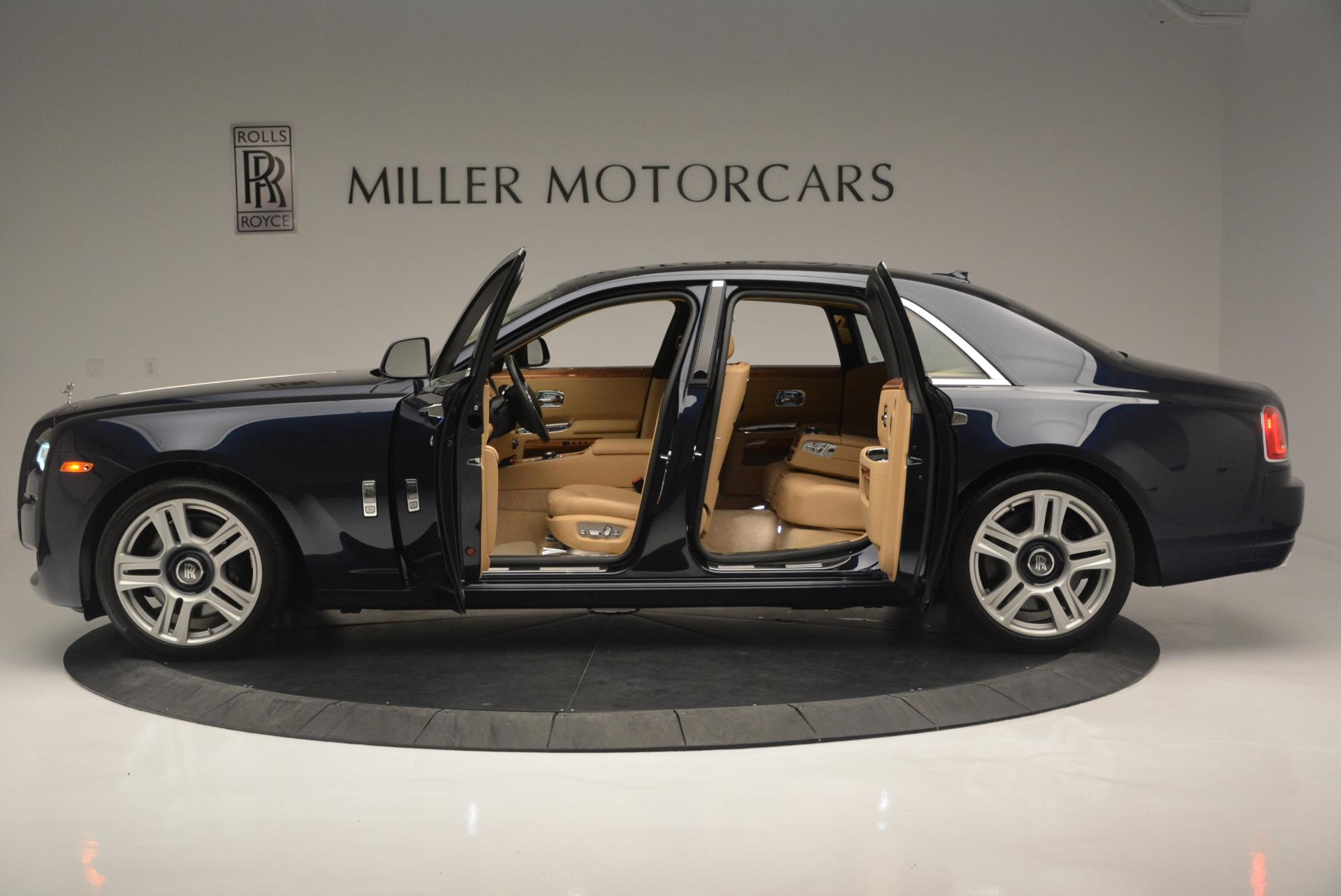 Used 2015 Rolls-Royce Ghost  For Sale In Westport, CT 2297_p16