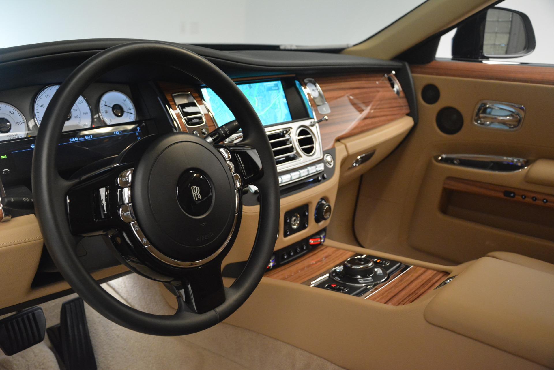 Used 2015 Rolls-Royce Ghost  For Sale In Westport, CT 2297_p20