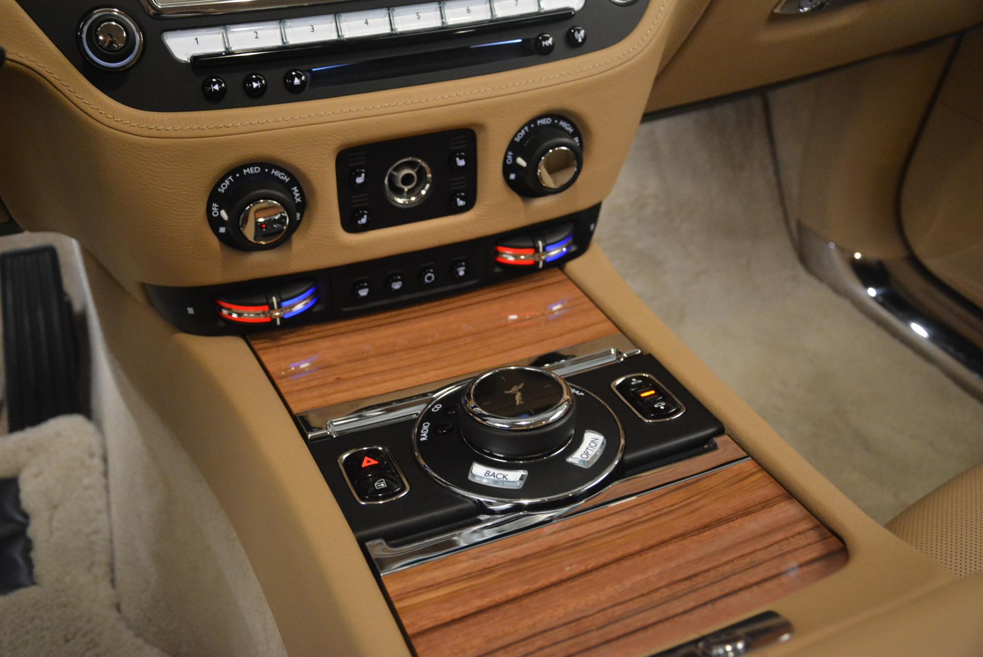 Used 2015 Rolls-Royce Ghost  For Sale In Westport, CT 2297_p22