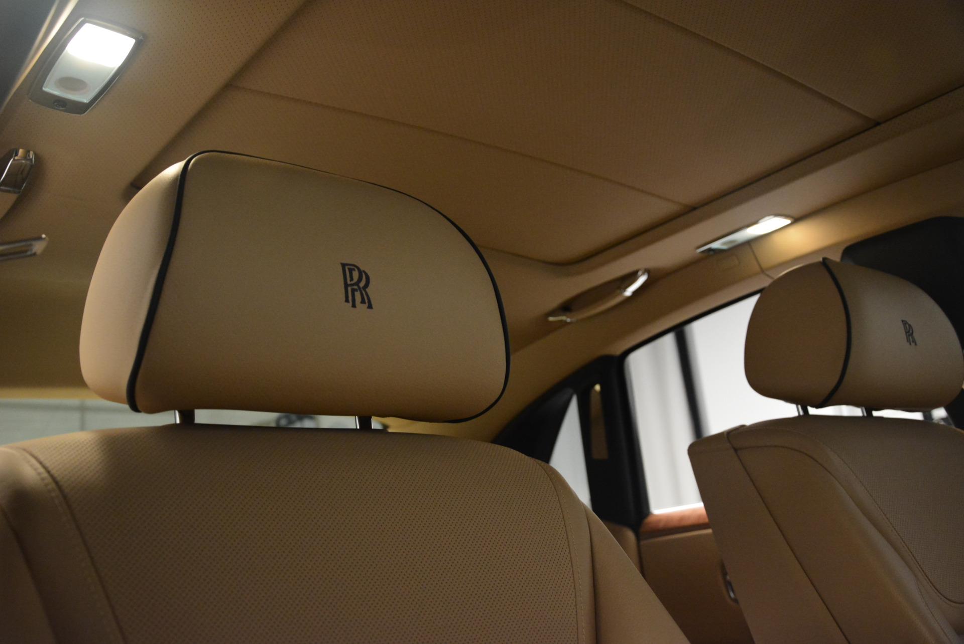 Used 2015 Rolls-Royce Ghost  For Sale In Westport, CT 2297_p25