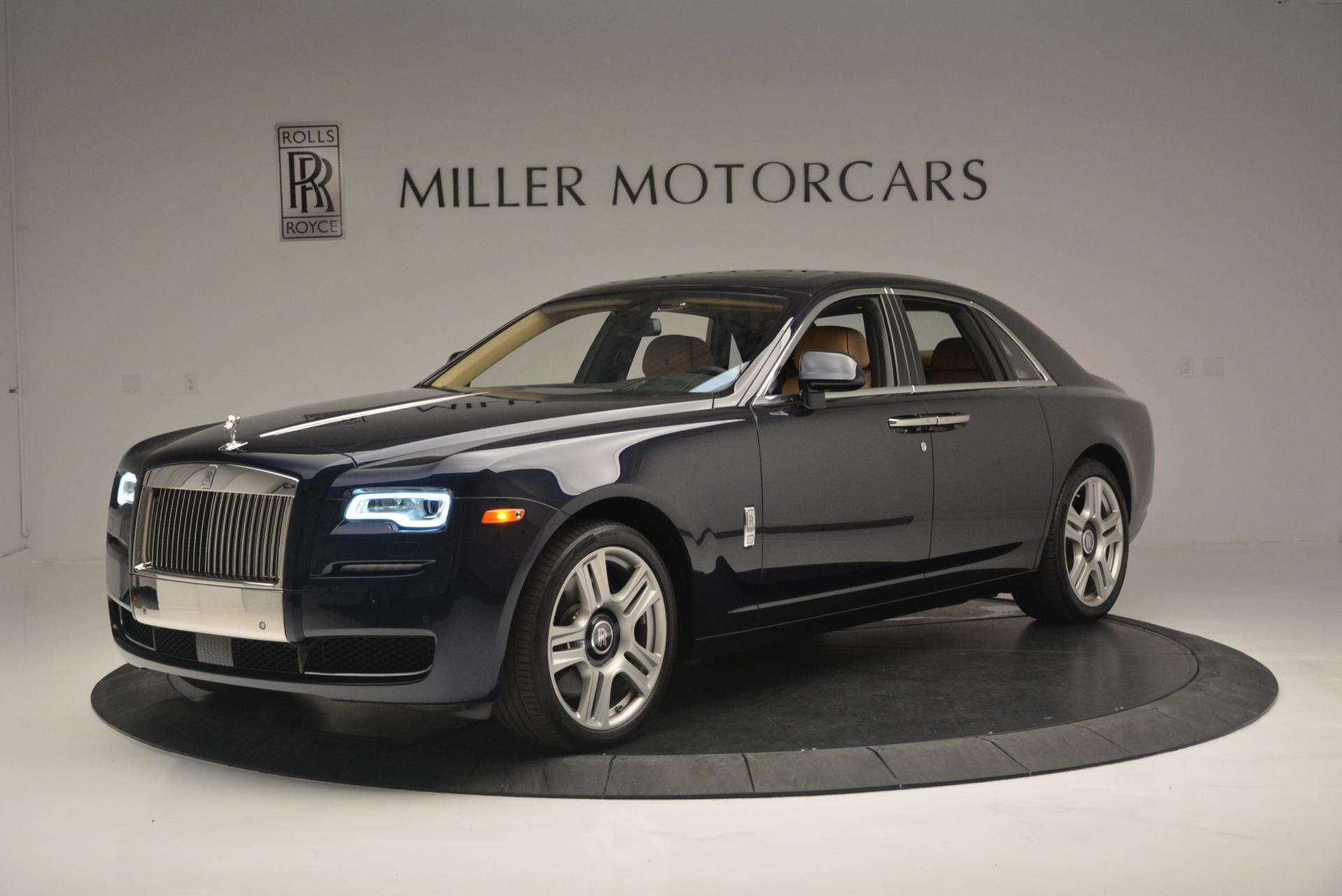 Used 2015 Rolls-Royce Ghost  For Sale In Westport, CT 2297_p2