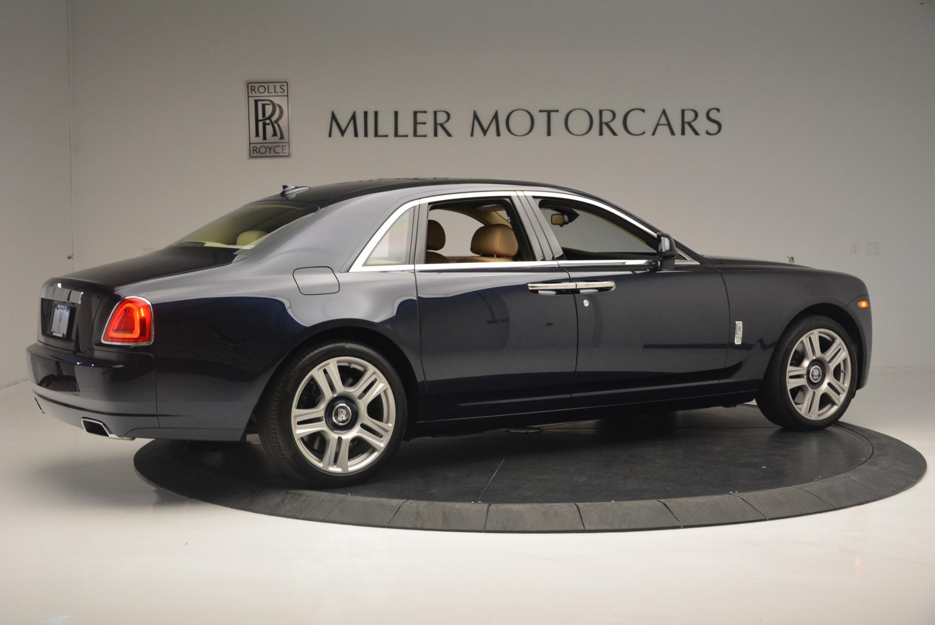 Used 2015 Rolls-Royce Ghost  For Sale In Westport, CT 2297_p8