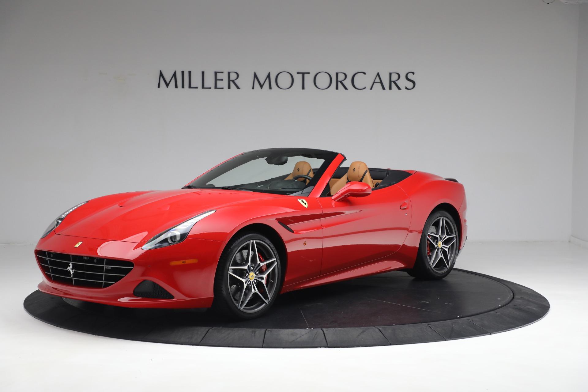 Used 2016 Ferrari California T Handling Speciale For Sale In Westport, CT 2298_main