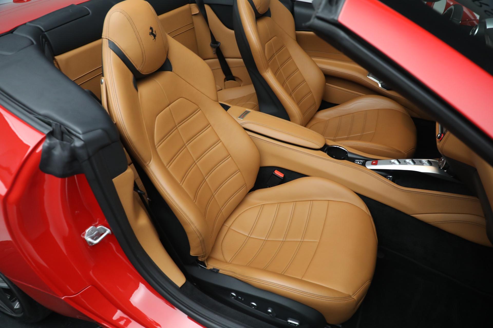 Used 2016 Ferrari California T Handling Speciale For Sale In Westport, CT 2298_p25