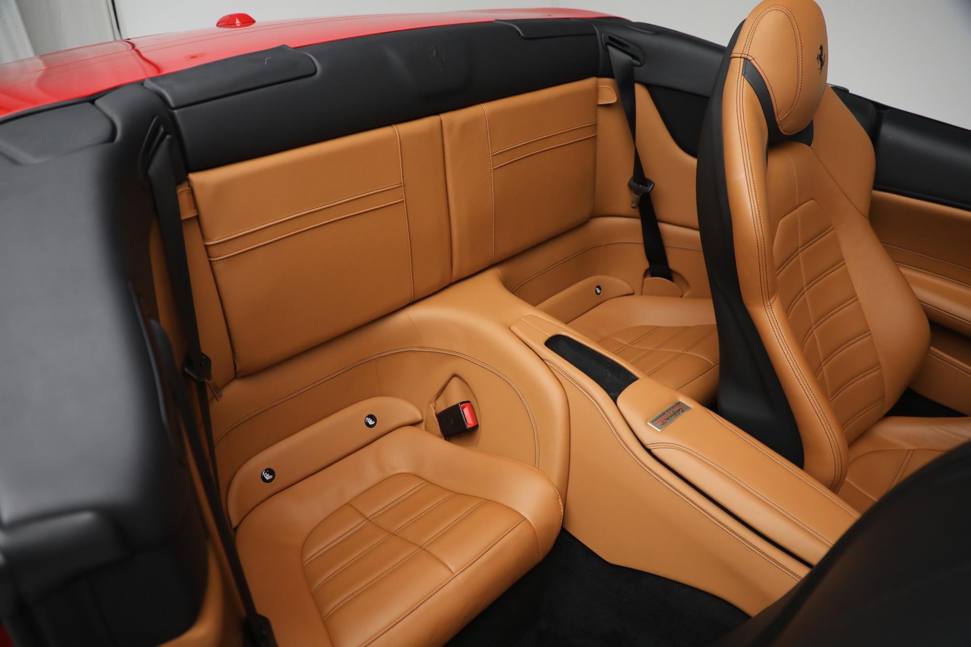 Used 2016 Ferrari California T Handling Speciale For Sale In Westport, CT 2298_p26