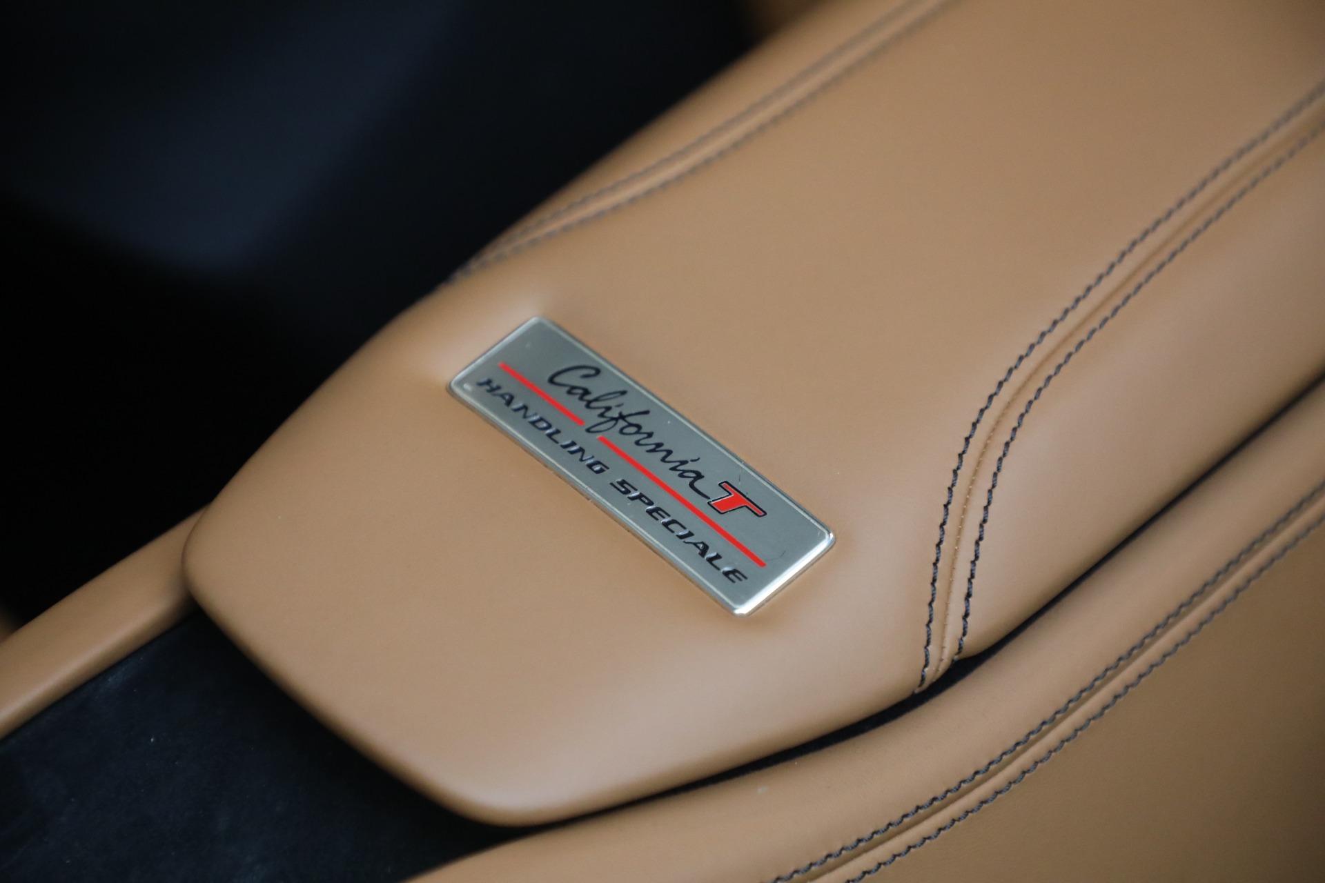 Used 2016 Ferrari California T Handling Speciale For Sale In Westport, CT 2298_p27