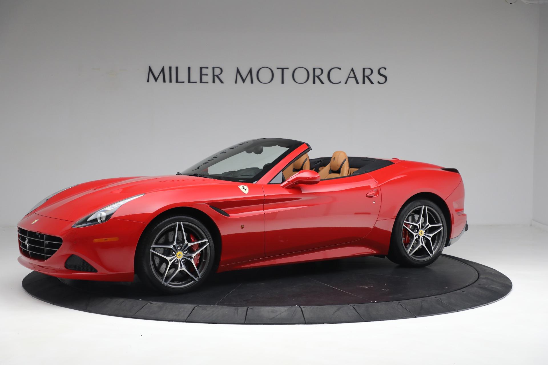 Used 2016 Ferrari California T Handling Speciale For Sale In Westport, CT 2298_p2