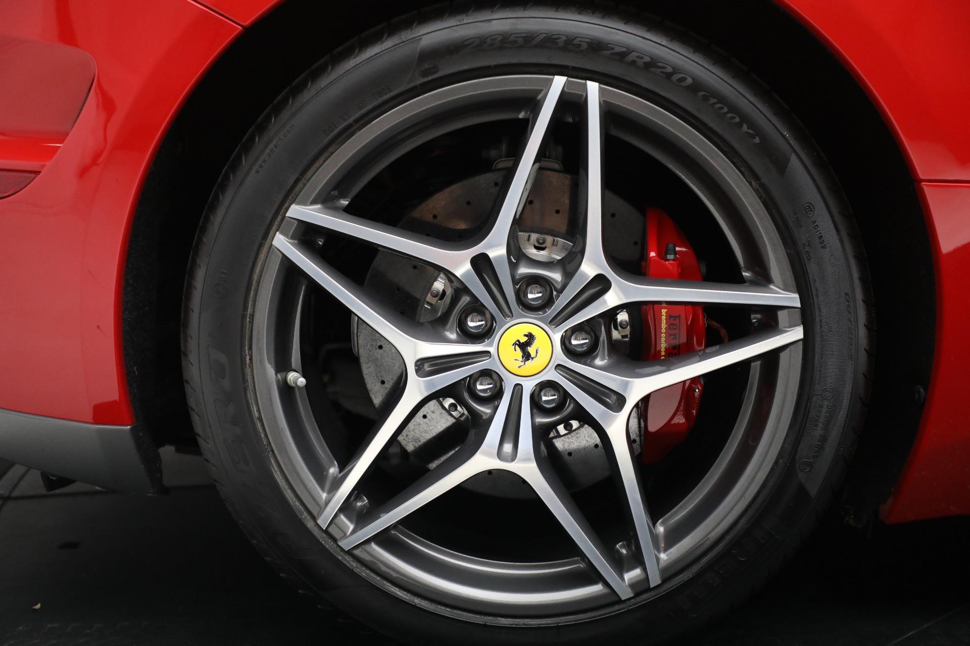 Used 2016 Ferrari California T Handling Speciale For Sale In Westport, CT 2298_p30