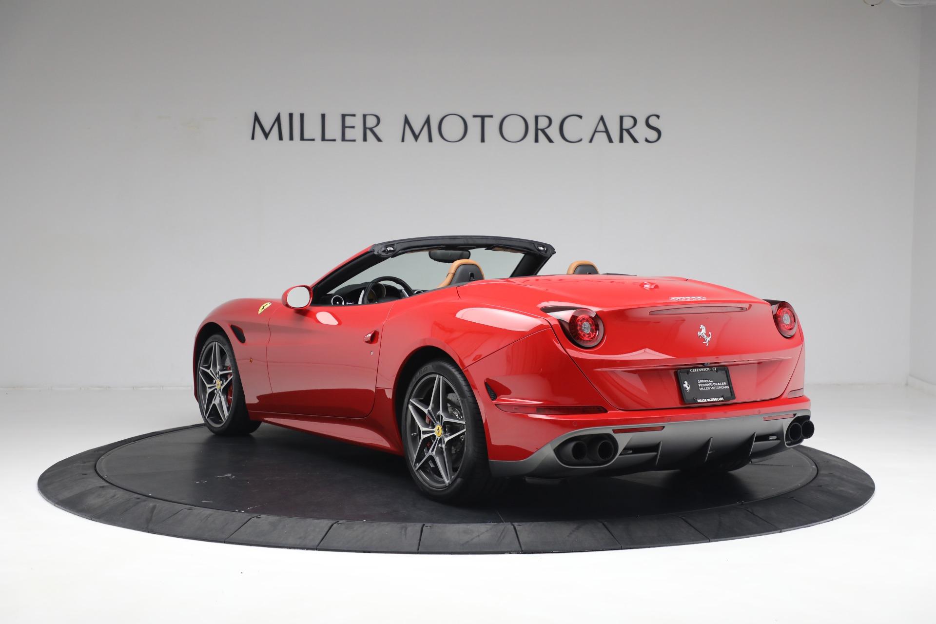 Used 2016 Ferrari California T Handling Speciale For Sale In Westport, CT 2298_p5