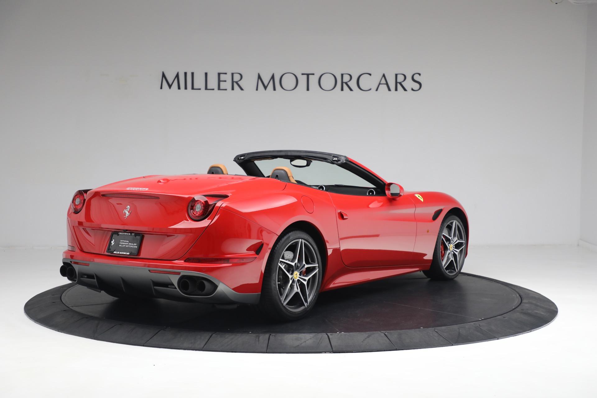 Used 2016 Ferrari California T Handling Speciale For Sale In Westport, CT 2298_p7