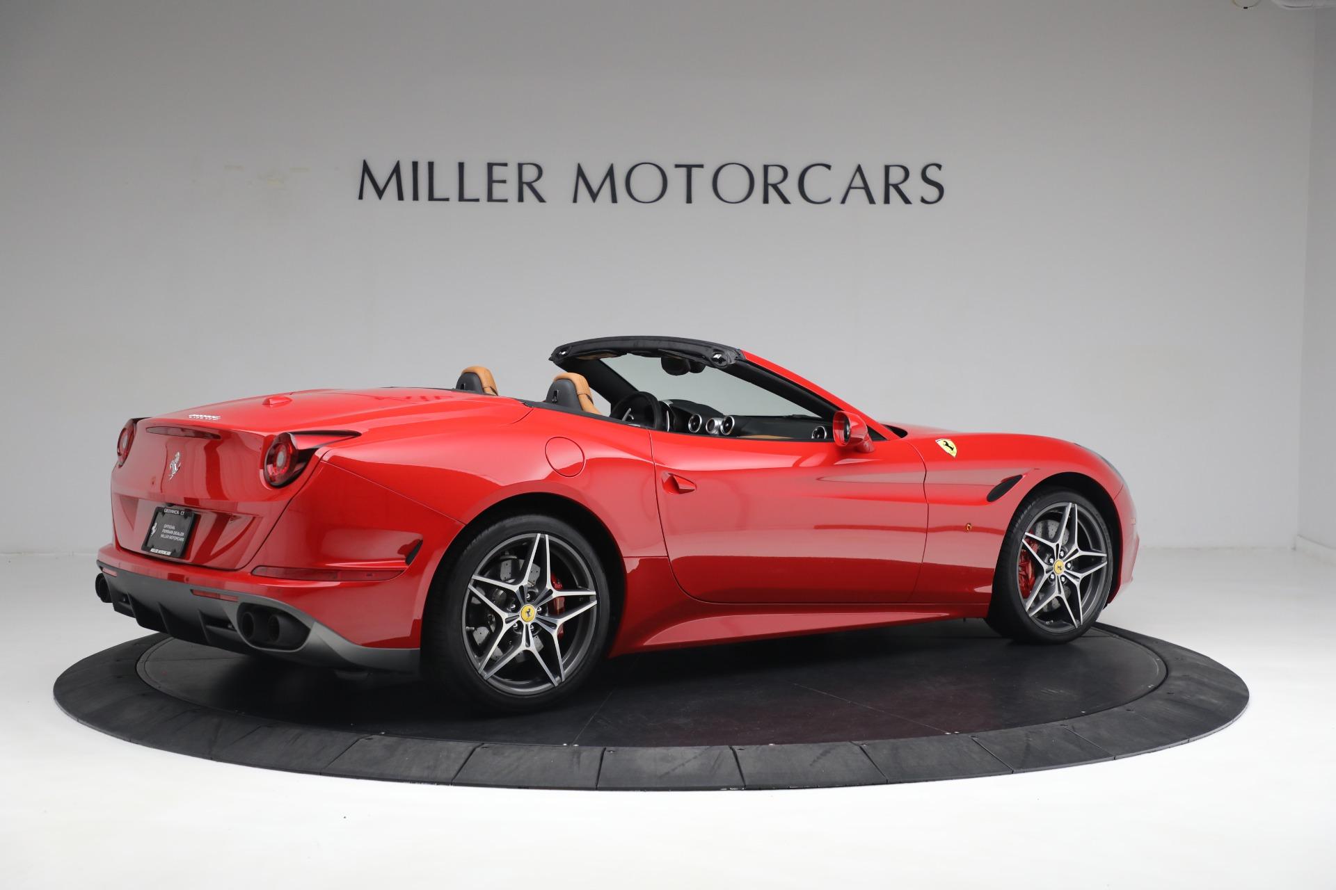 Used 2016 Ferrari California T Handling Speciale For Sale In Westport, CT 2298_p8