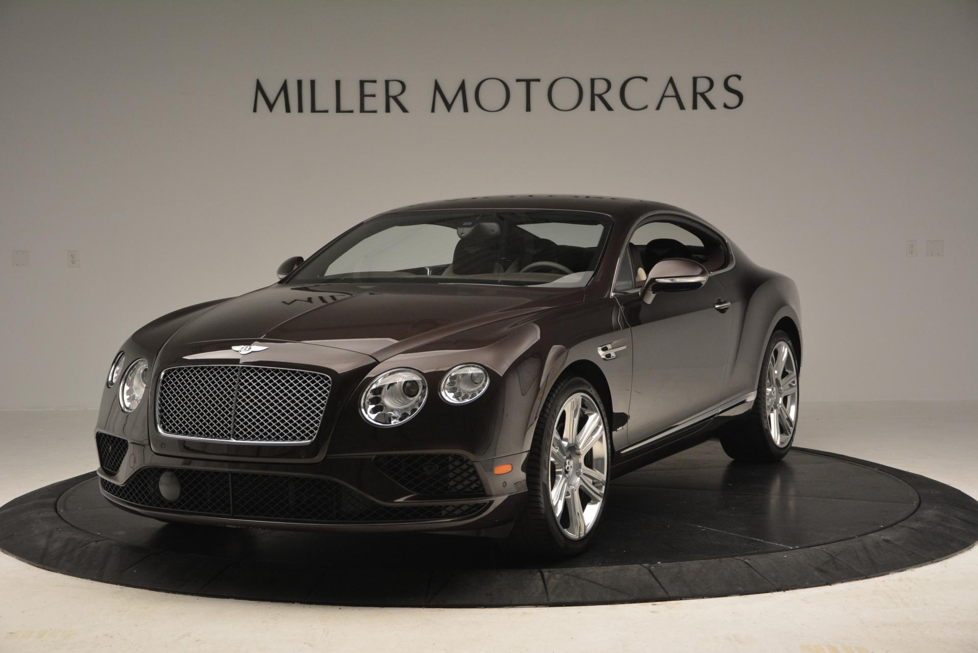 Used 2016 Bentley Continental GT W12 For Sale In Westport, CT