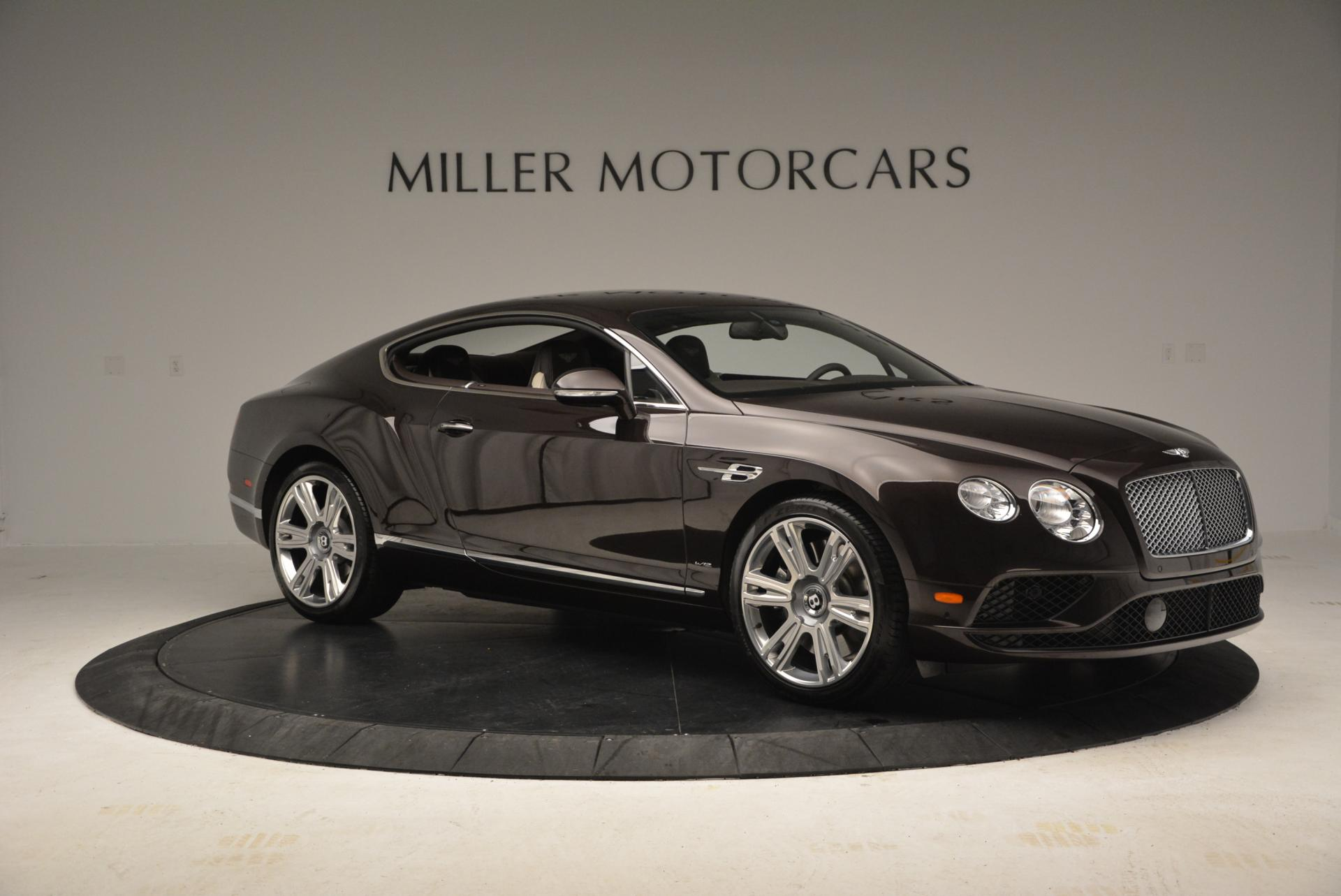 Used 2016 Bentley Continental GT W12 For Sale In Westport, CT 23_p10