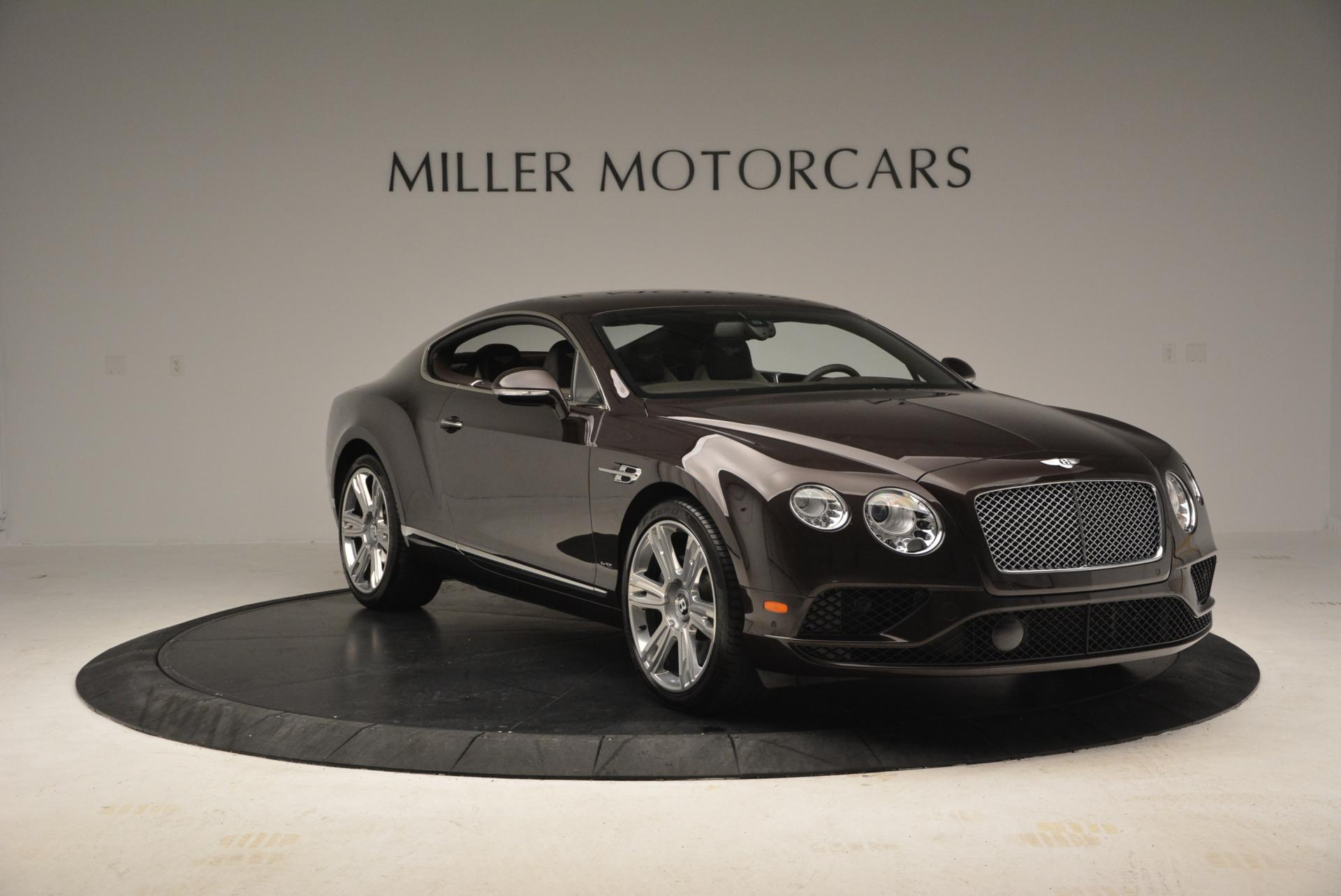 Used 2016 Bentley Continental GT W12 For Sale In Westport, CT 23_p11