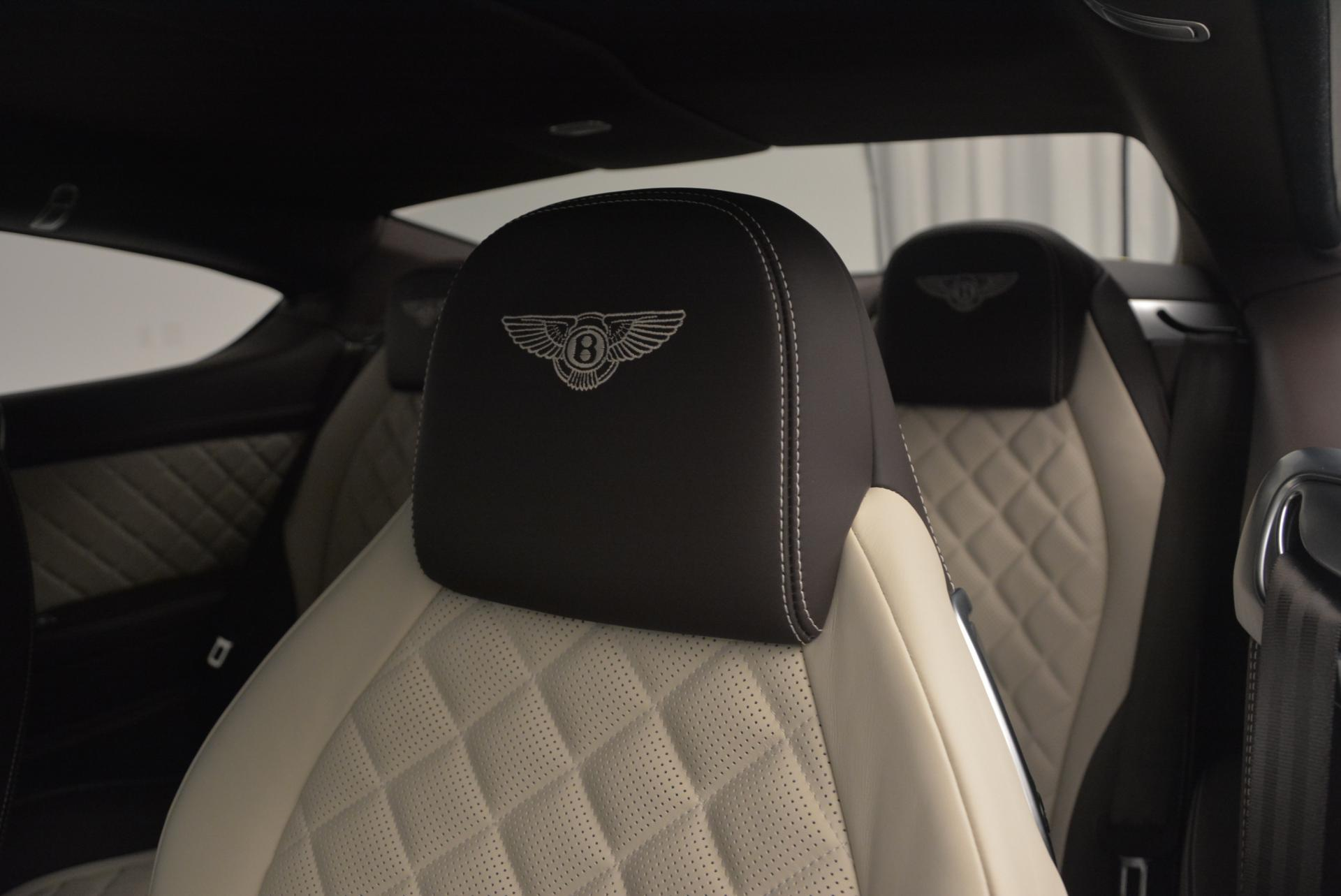 Used 2016 Bentley Continental GT W12 For Sale In Westport, CT 23_p25
