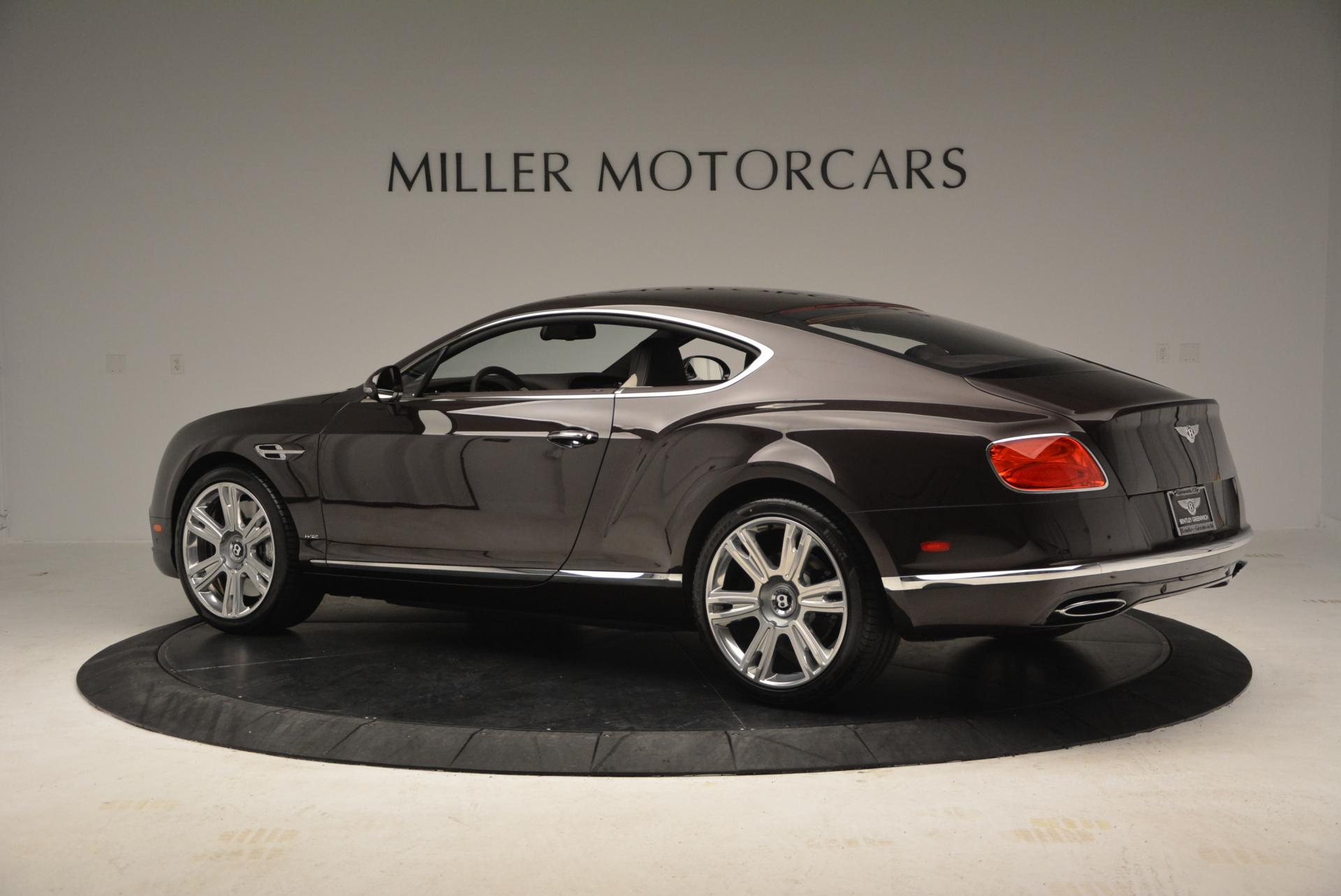 Used 2016 Bentley Continental GT W12 For Sale In Westport, CT 23_p4
