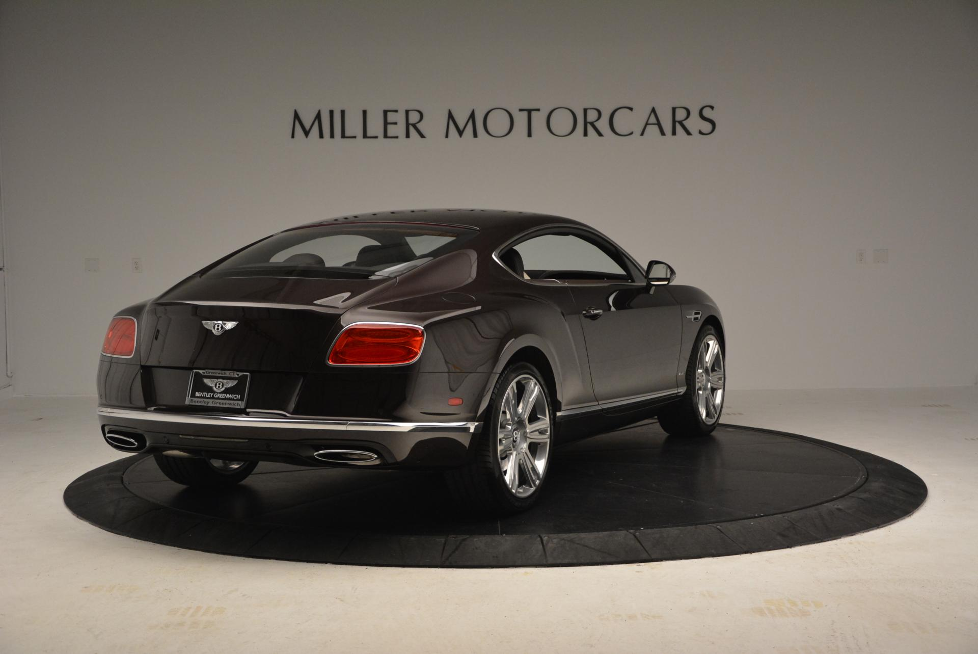 Used 2016 Bentley Continental GT W12 For Sale In Westport, CT 23_p7