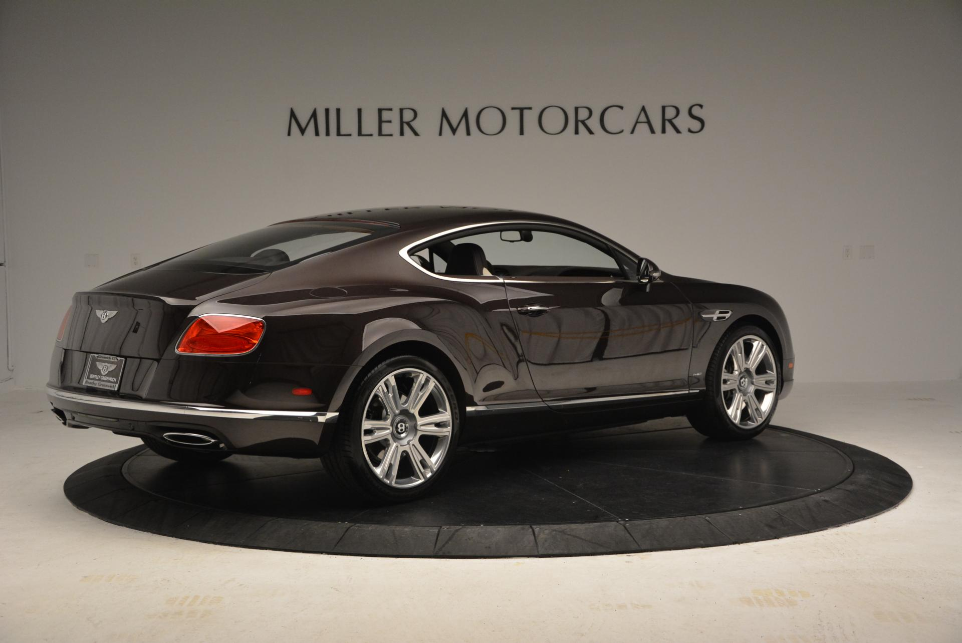Used 2016 Bentley Continental GT W12 For Sale In Westport, CT 23_p8