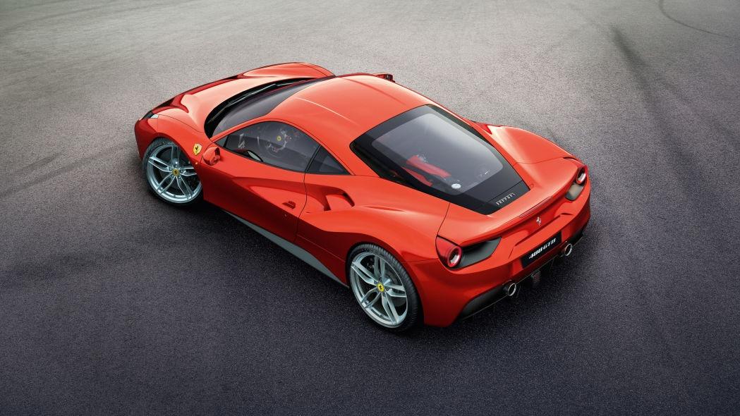 New 2019 Ferrari 488 GTB  For Sale In Westport, CT 230_p2