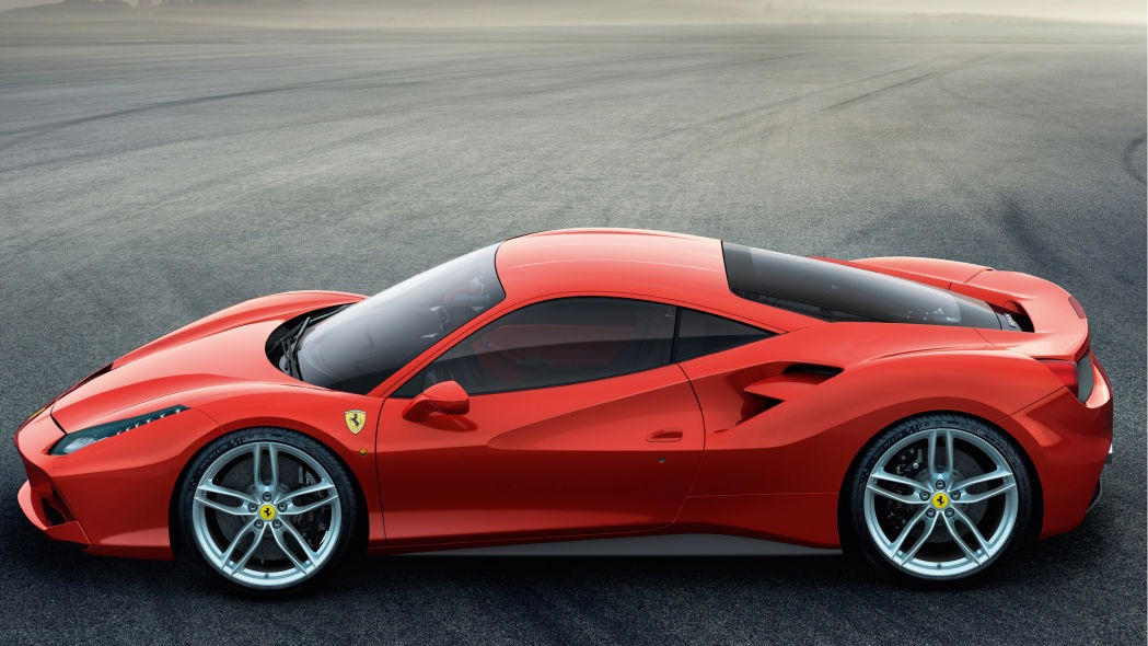 New 2019 Ferrari 488 GTB  For Sale In Westport, CT 230_p3