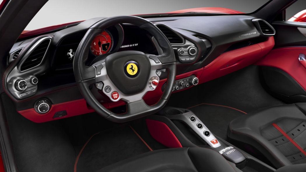 New 2019 Ferrari 488 GTB  For Sale In Westport, CT 230_p6
