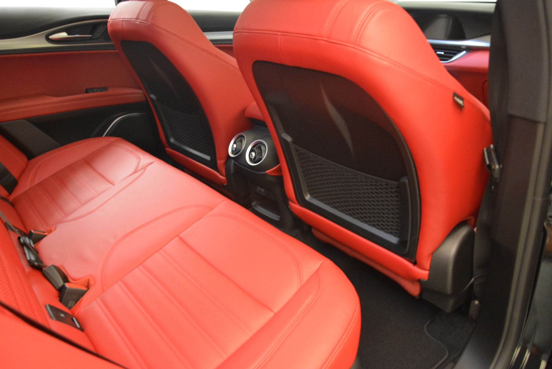 New 2018 Alfa Romeo Stelvio Ti Sport Q4 For Sale In Westport, CT 2300_p22