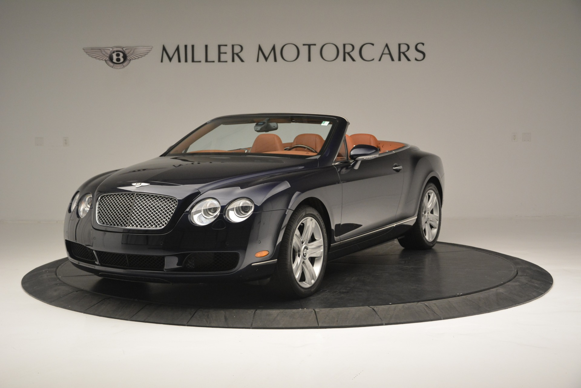Used 2008 Bentley Continental GTC  For Sale In Westport, CT 2307_main