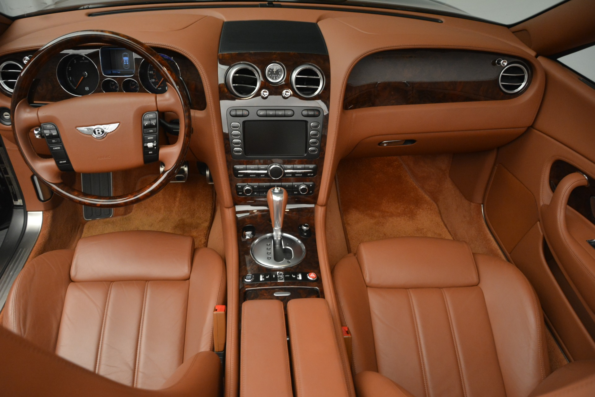 Used 2008 Bentley Continental GTC  For Sale In Westport, CT 2307_p28