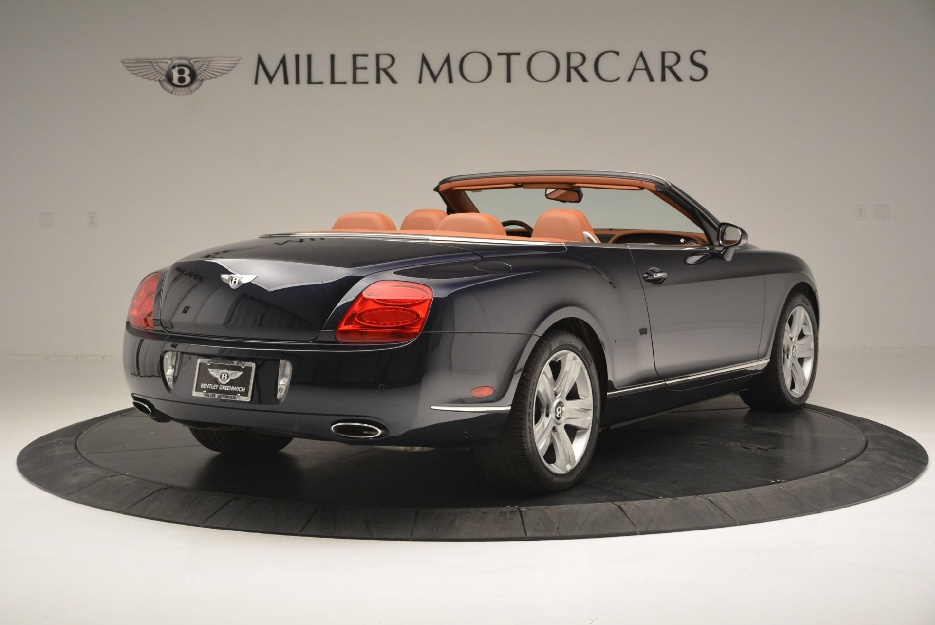 Used 2008 Bentley Continental GTC  For Sale In Westport, CT 2307_p5