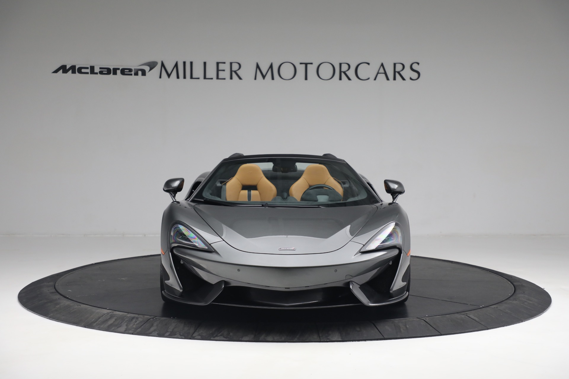 Used 2018 McLaren 570S Spider For Sale In Westport, CT 2308_p13