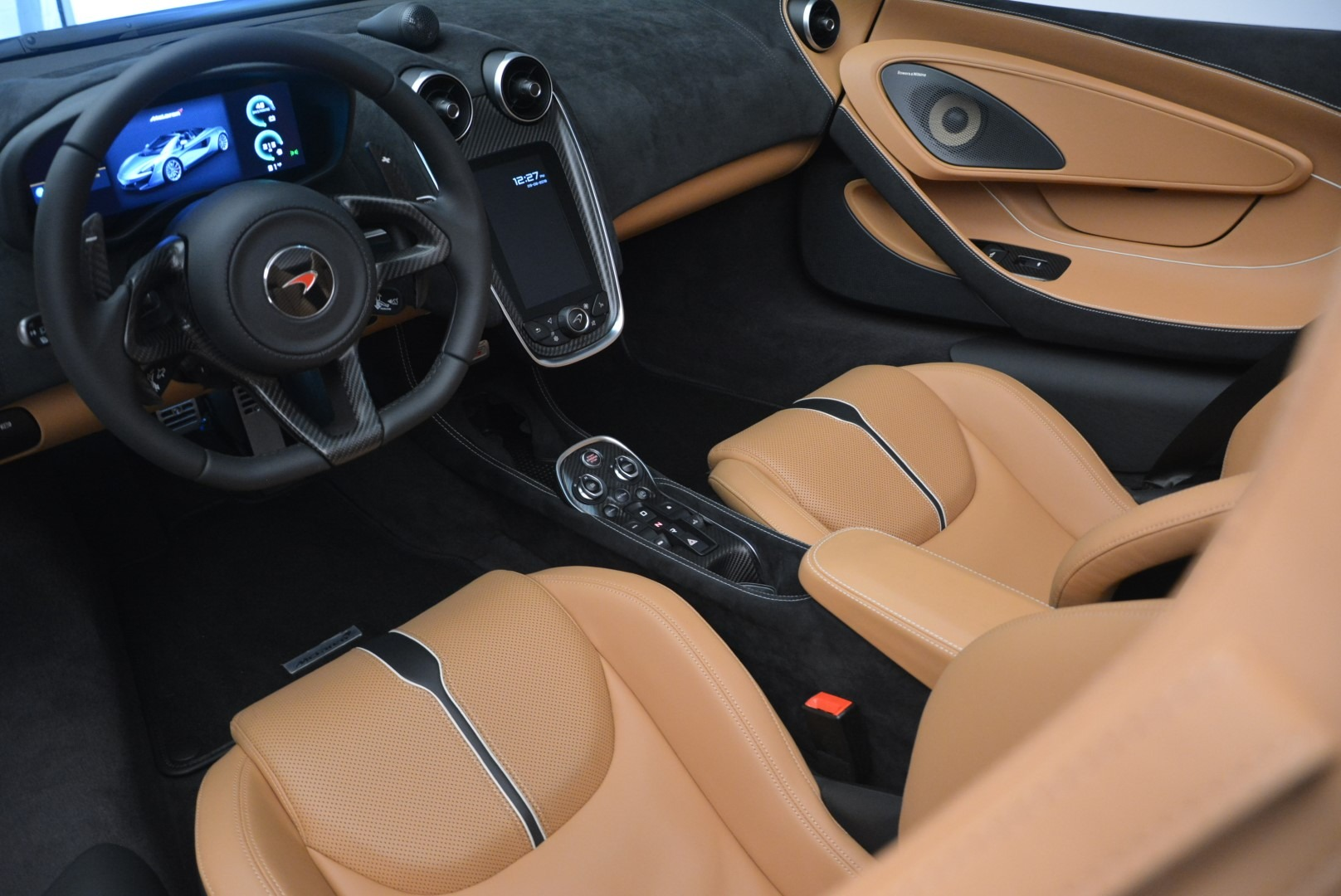 Used 2018 McLaren 570S Spider For Sale In Westport, CT 2308_p25