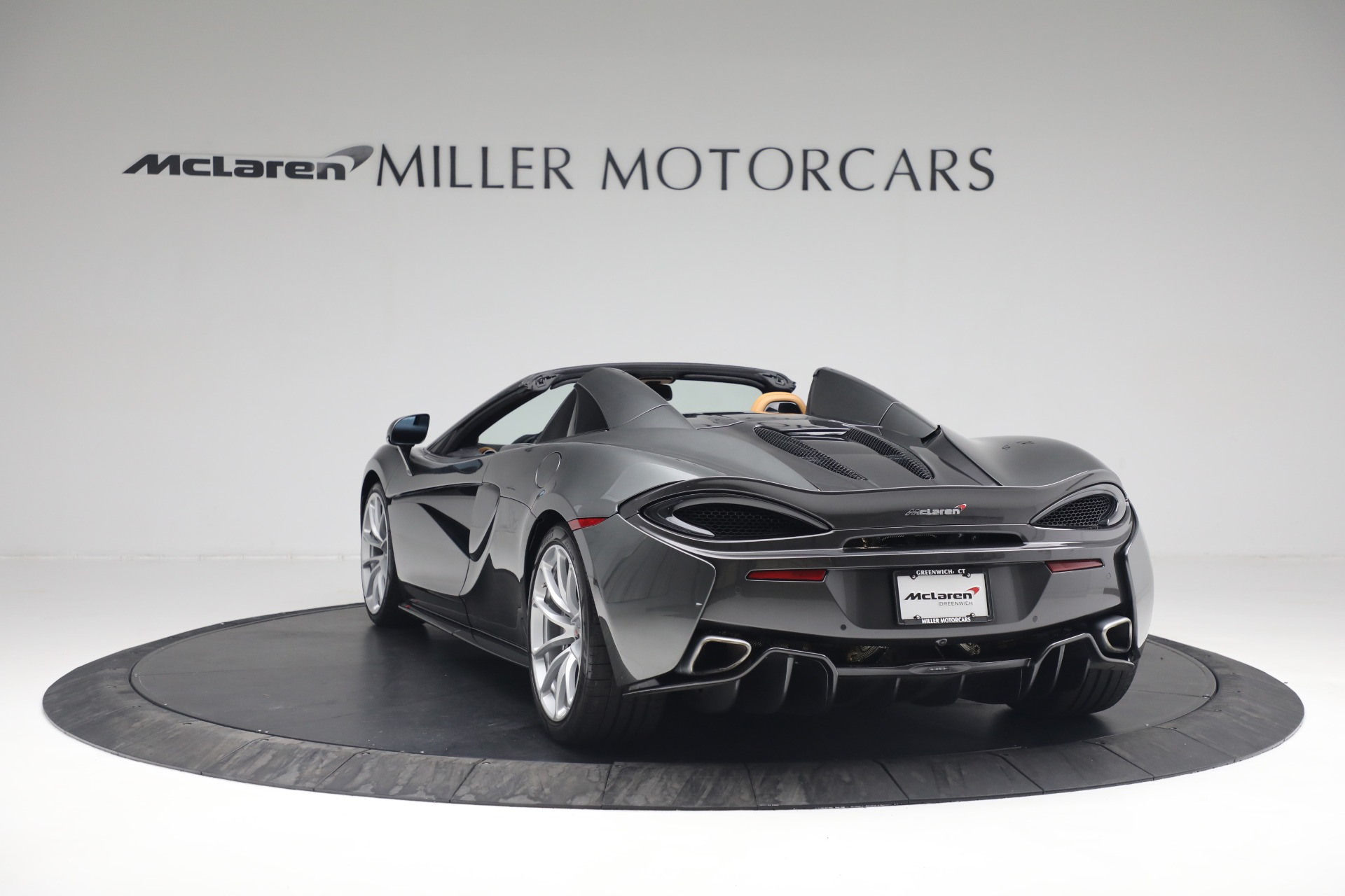 Used 2018 McLaren 570S Spider For Sale In Westport, CT 2308_p5